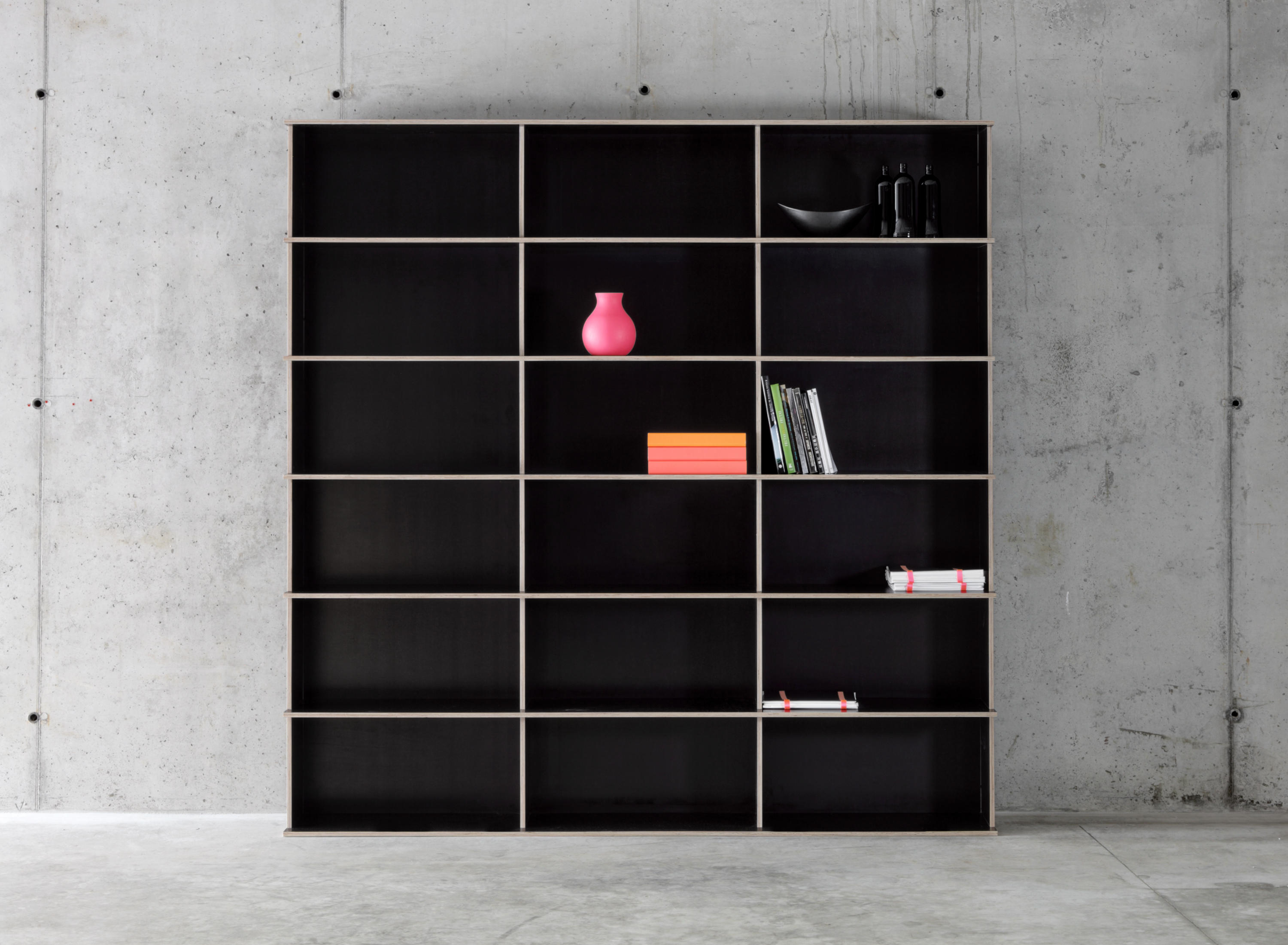 Bücherregal Modular J M B 3 6 Regale Von Fioroni Architonic