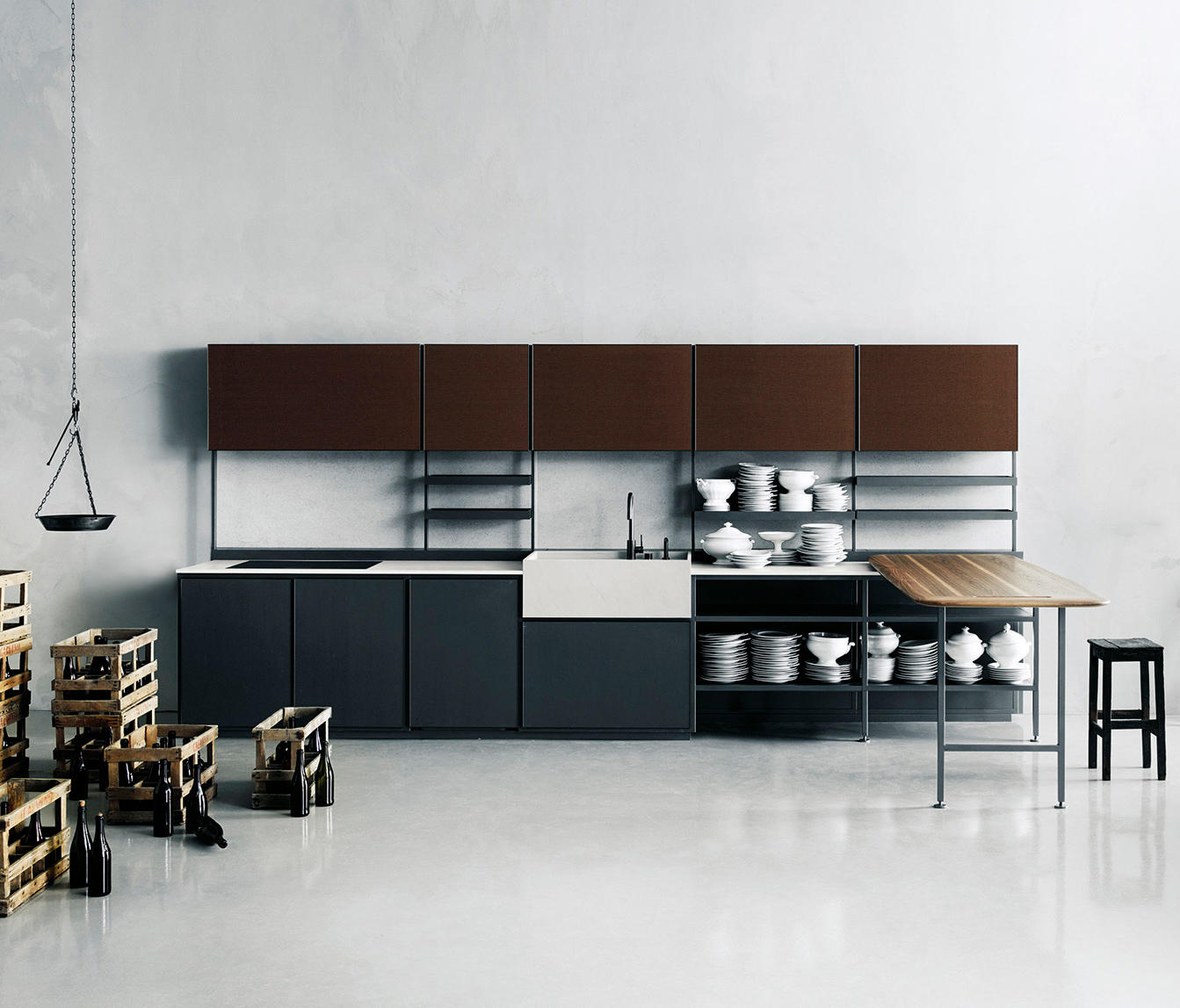 Outdoor Küchenzeile Salinas - Fitted Kitchens From Boffi | Architonic