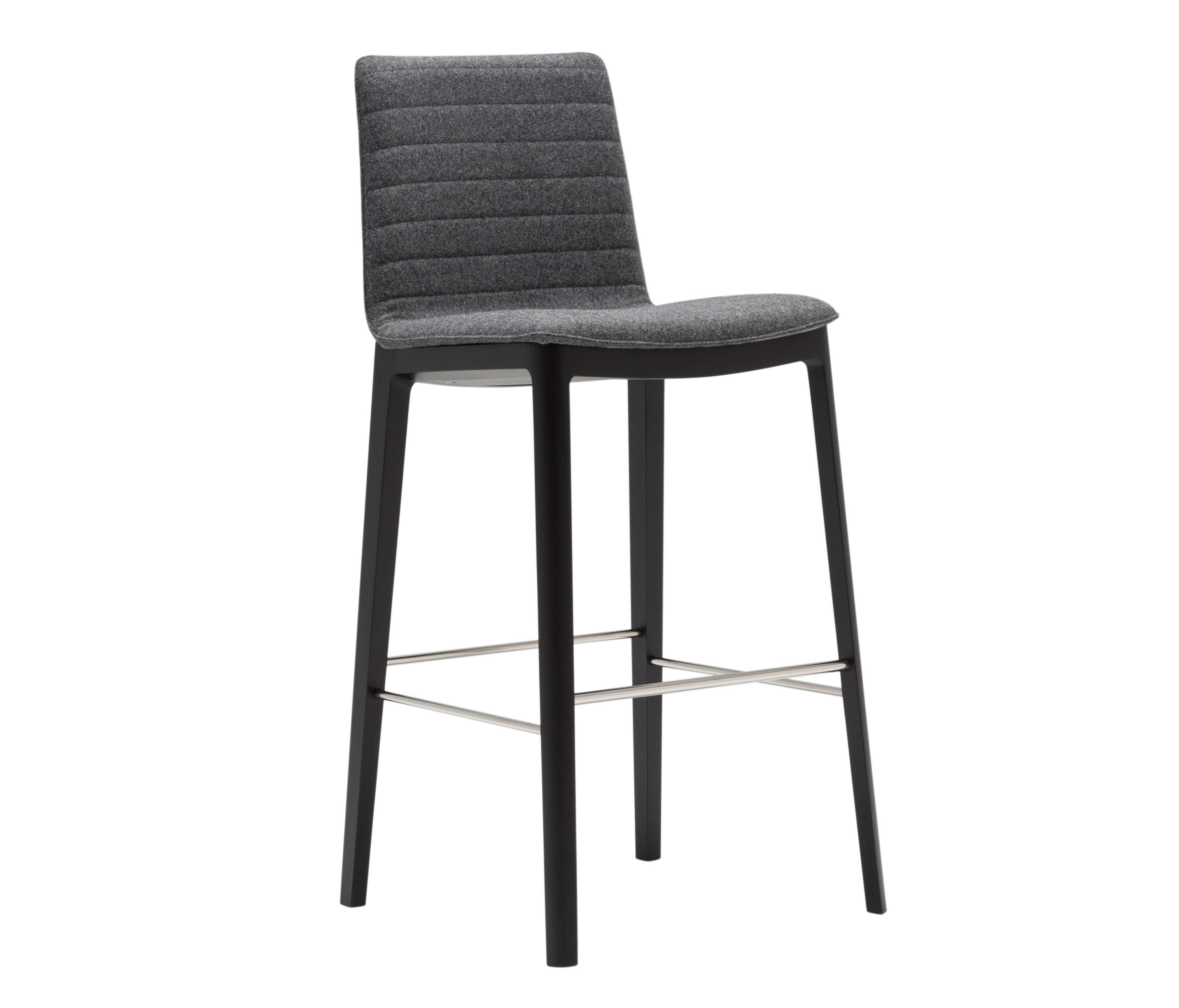 High Back Stools Flex High Back Bq 1667 Bar Stools From Andreu World