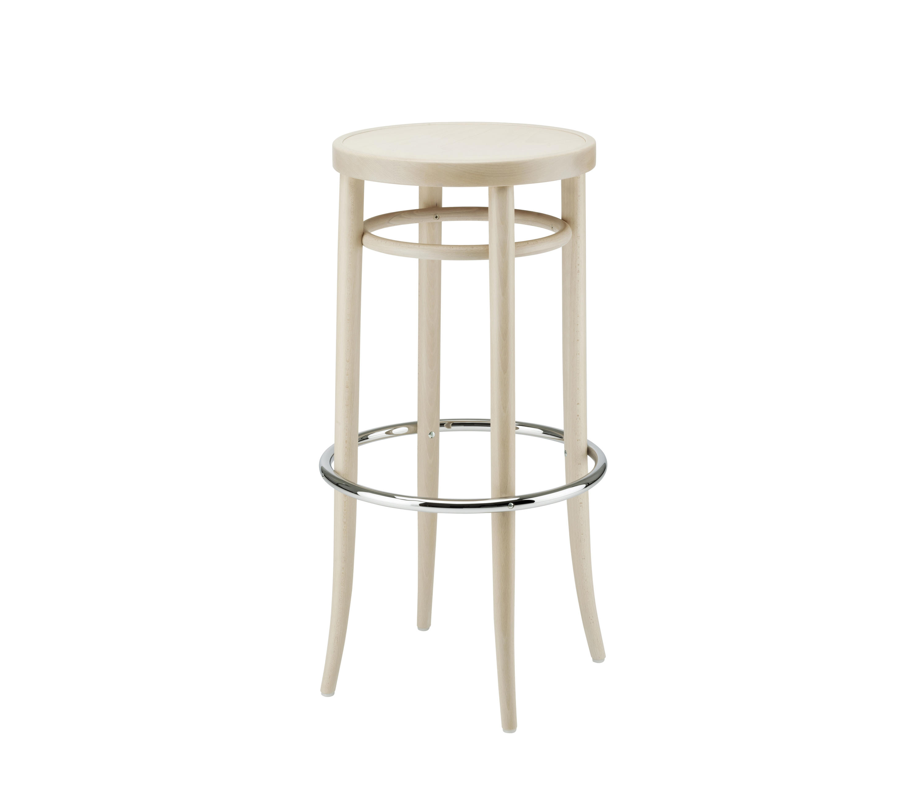 Tabouret De Bar Thonet 204 Mh Tabourets De Bar De Thonet Architonic
