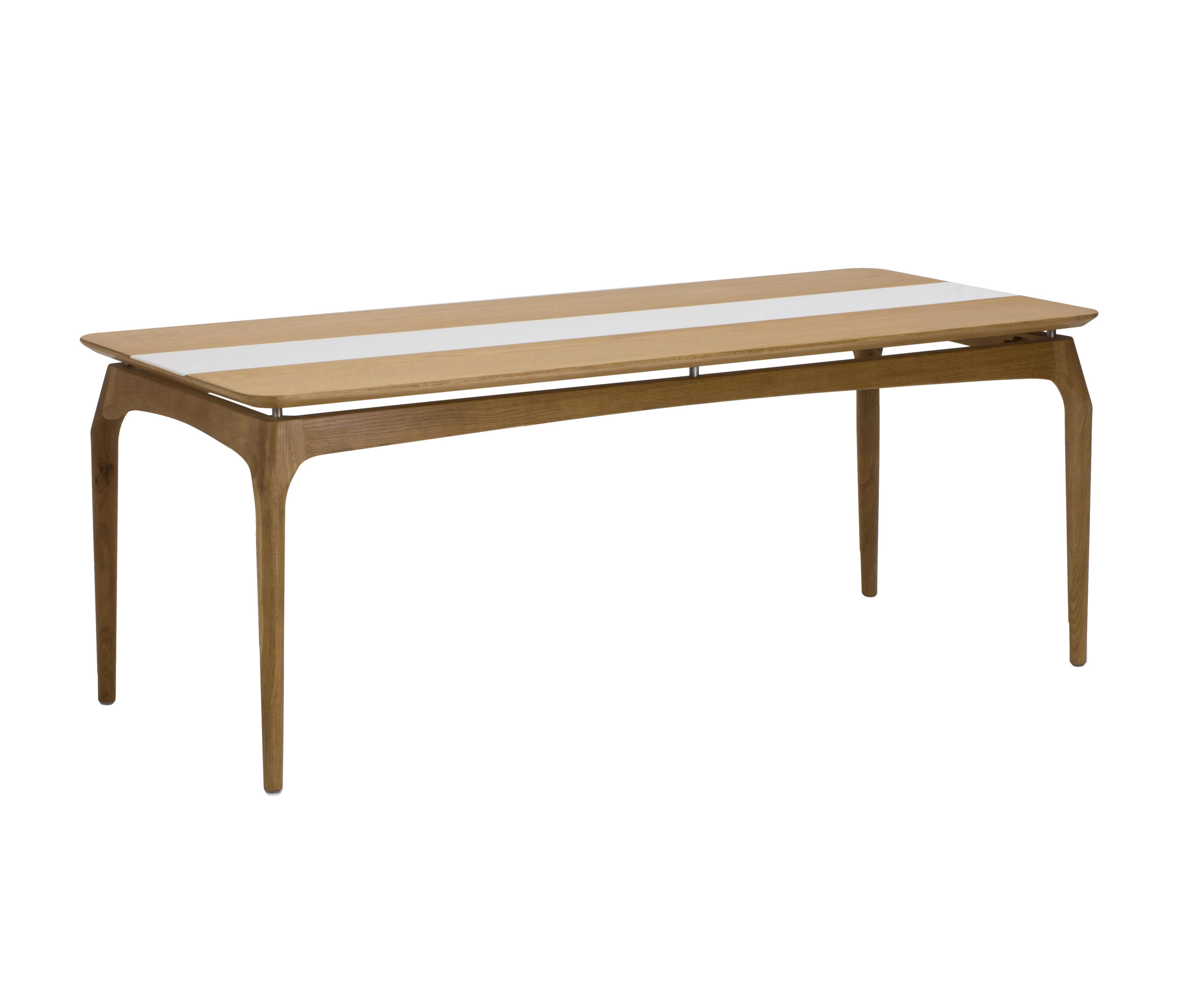 Dining Table Height Cm Dining Table 190 Cm Oak Top And Corian Dining Tables