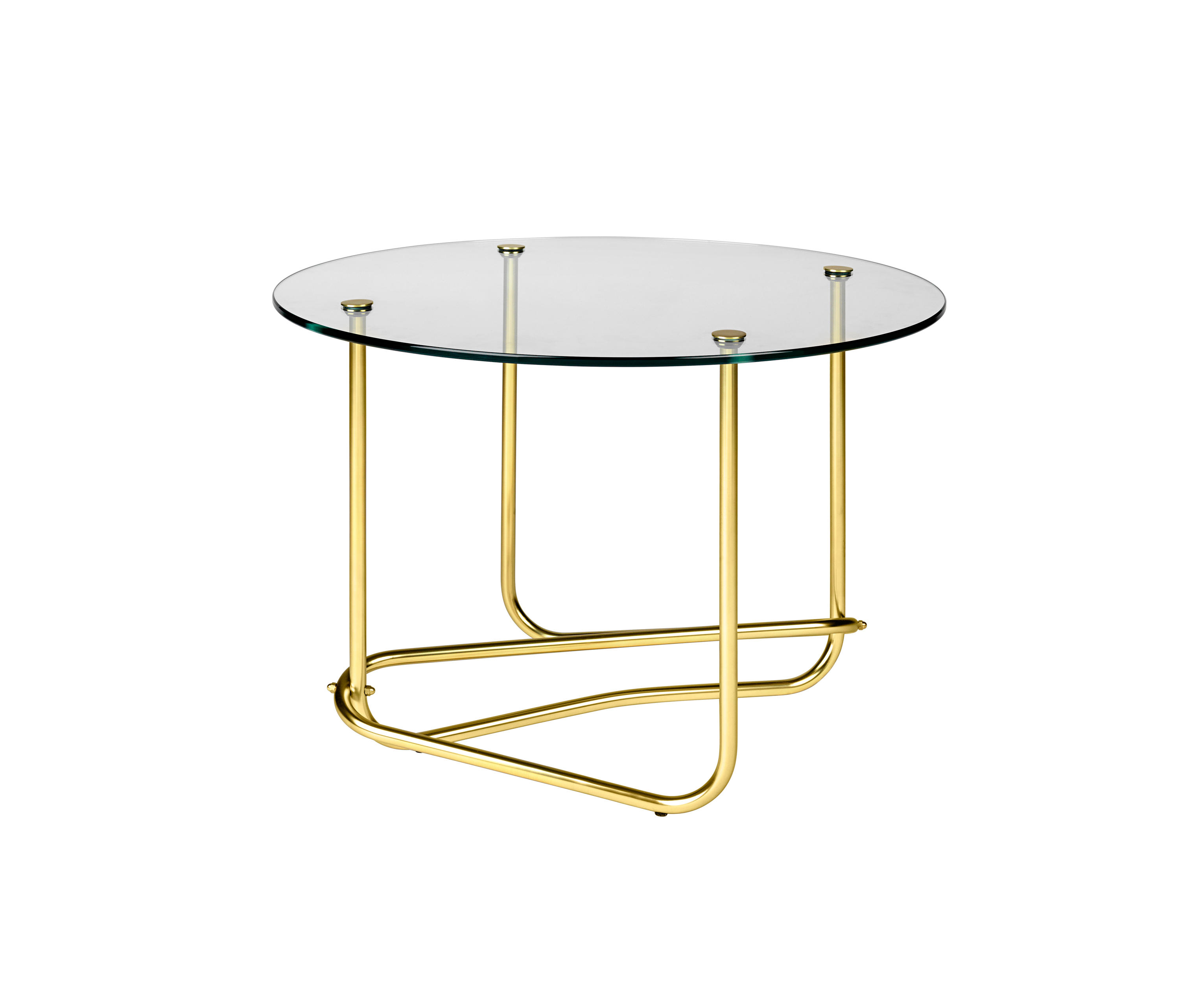 Coffee And Side Tables MatÉgot Glass Coffee Table Side Tables From Gubi Architonic