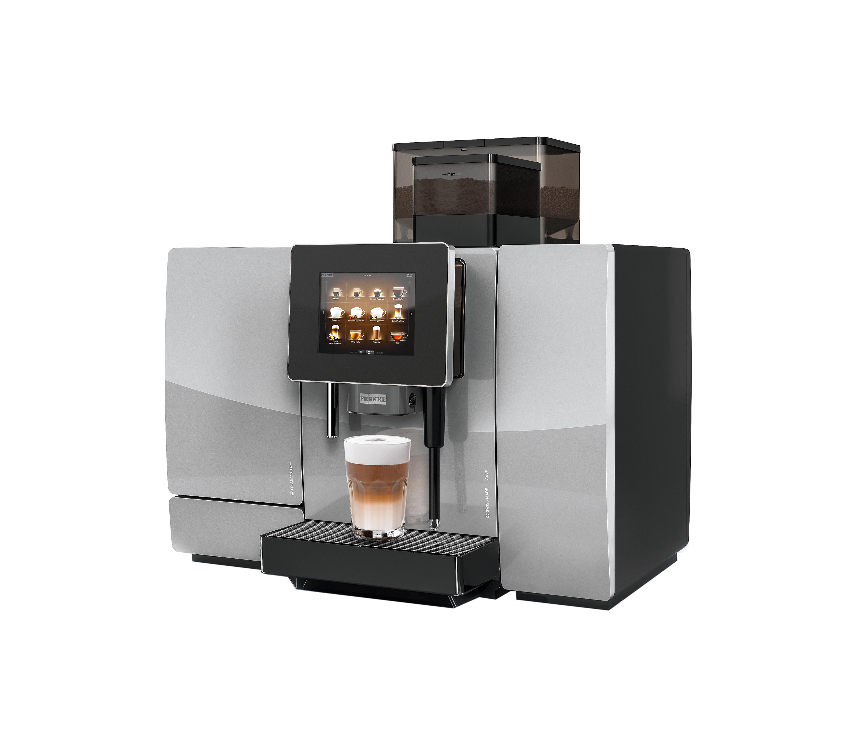 Franke Coffee Systems Wake Up And Smell The Coffee