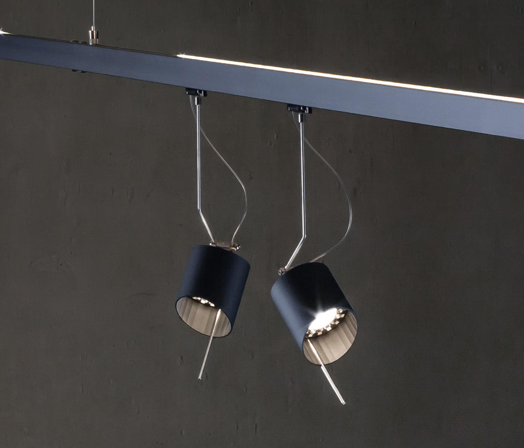 Led Line Suspended Lights From Buschfeld Design Architonic