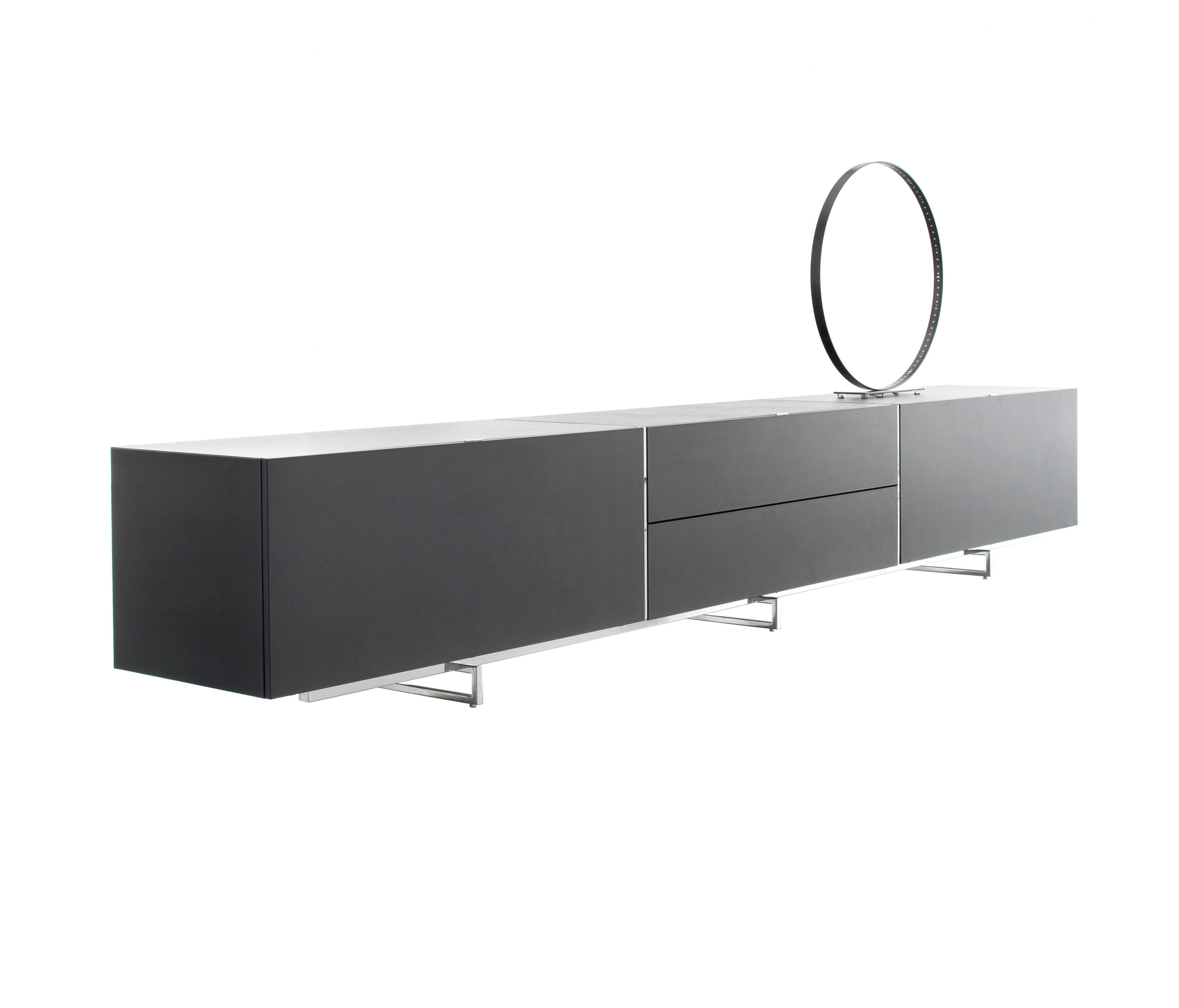 Tv Board Lowboard City Magic Matrix Lowboard Sideboards From Yomei Architonic