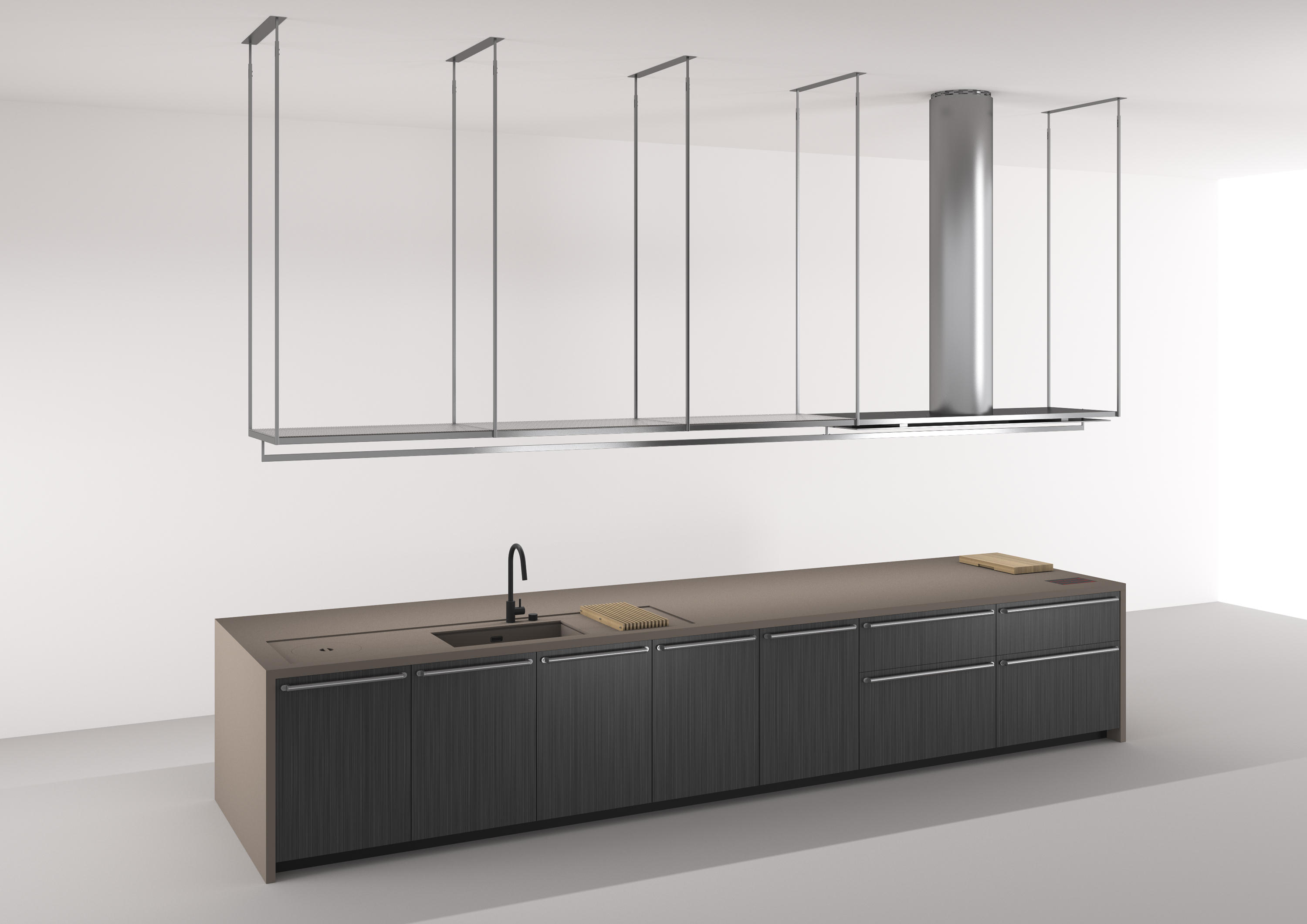 Boffi Cuisine Boffi Code Kitchen Island Kitchens From Boffi Architonic