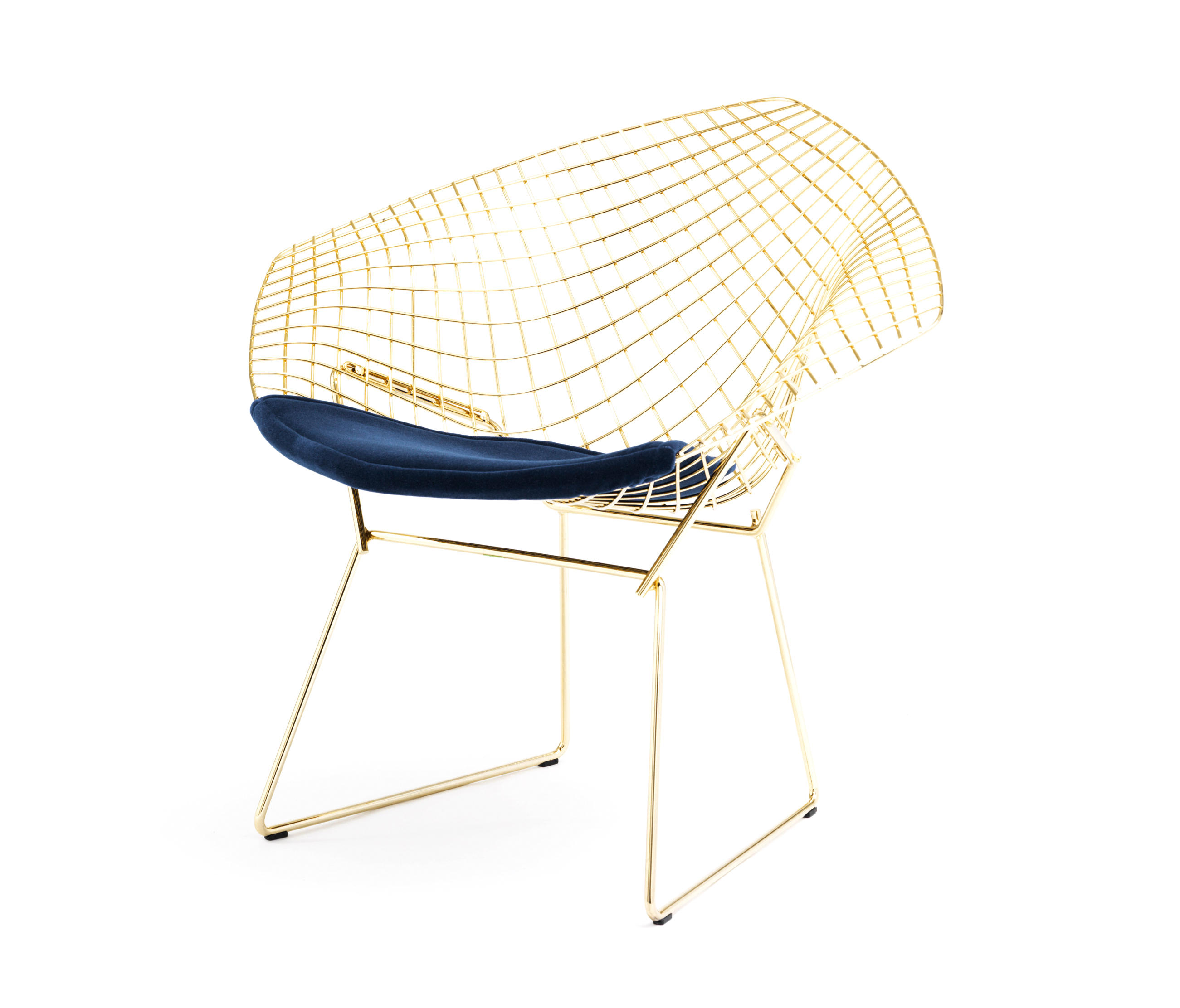 Knoll International Diamond Großer Sessel Bertoia Diamond Sessel Sessel Von Knoll International