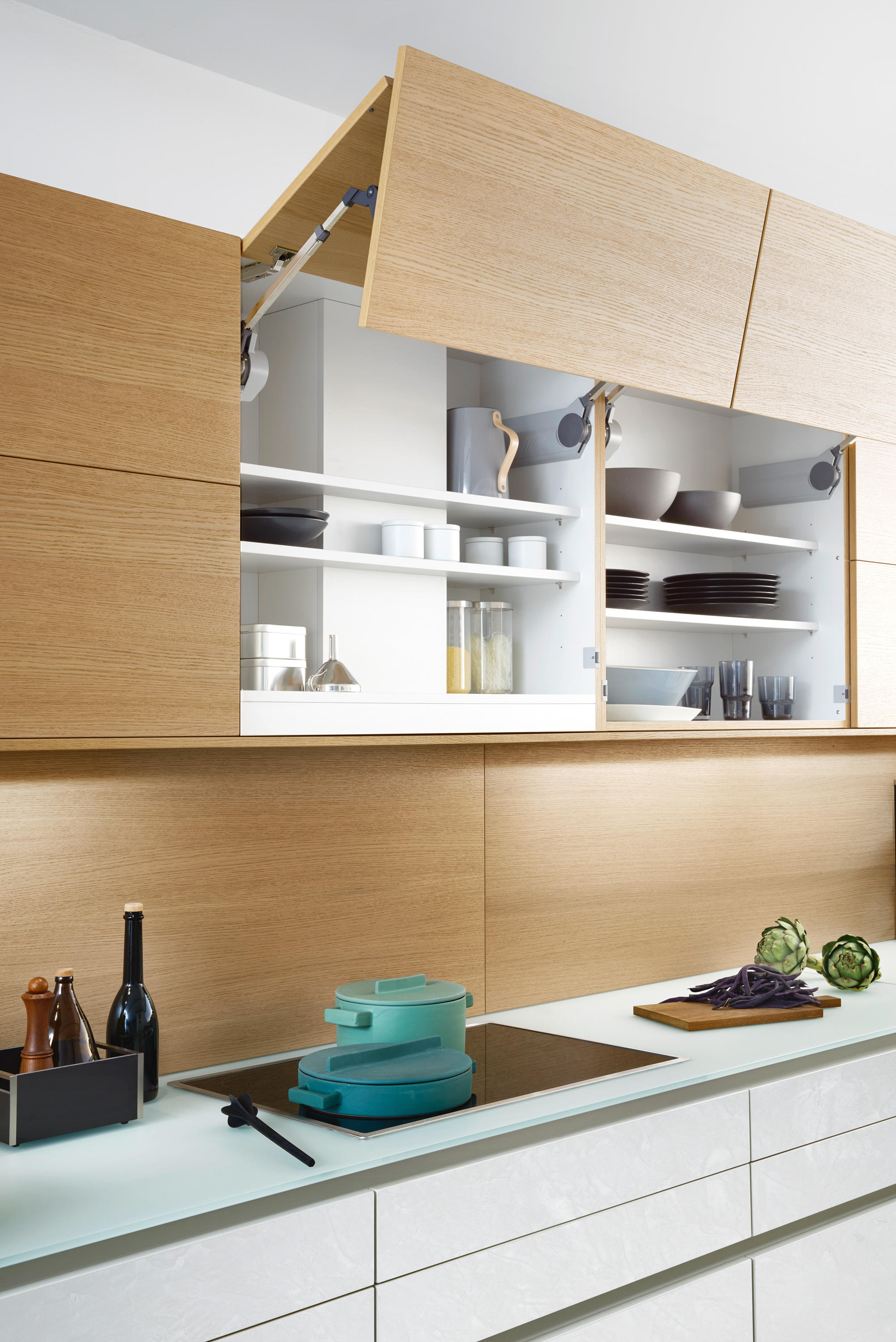 Leicht Küchen Concept 40 Classic Fs Topos Concrete C Fitted Kitchens From