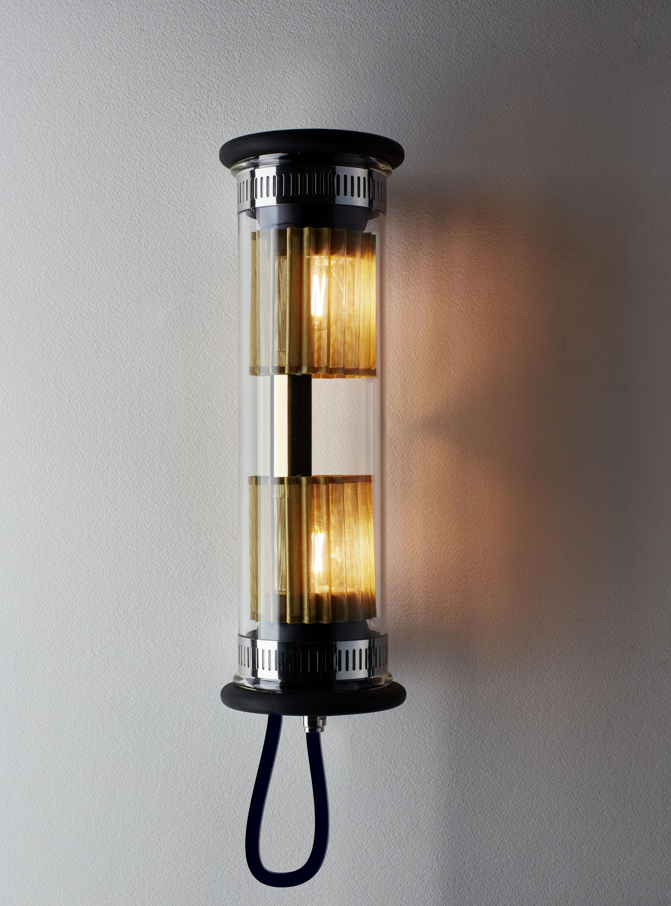 Lampe Gras In The Tube In The Tube 100 350 Gold Wall Lights From Dcw éditions