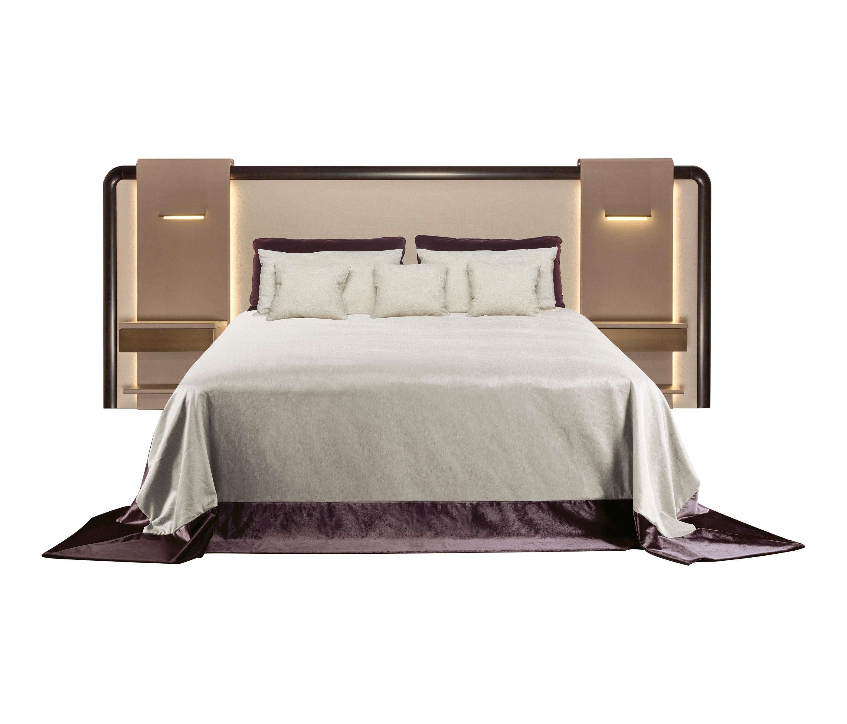 Bed Headboard Kali Nikta Headboard Bed Headboards From Promemoria Architonic