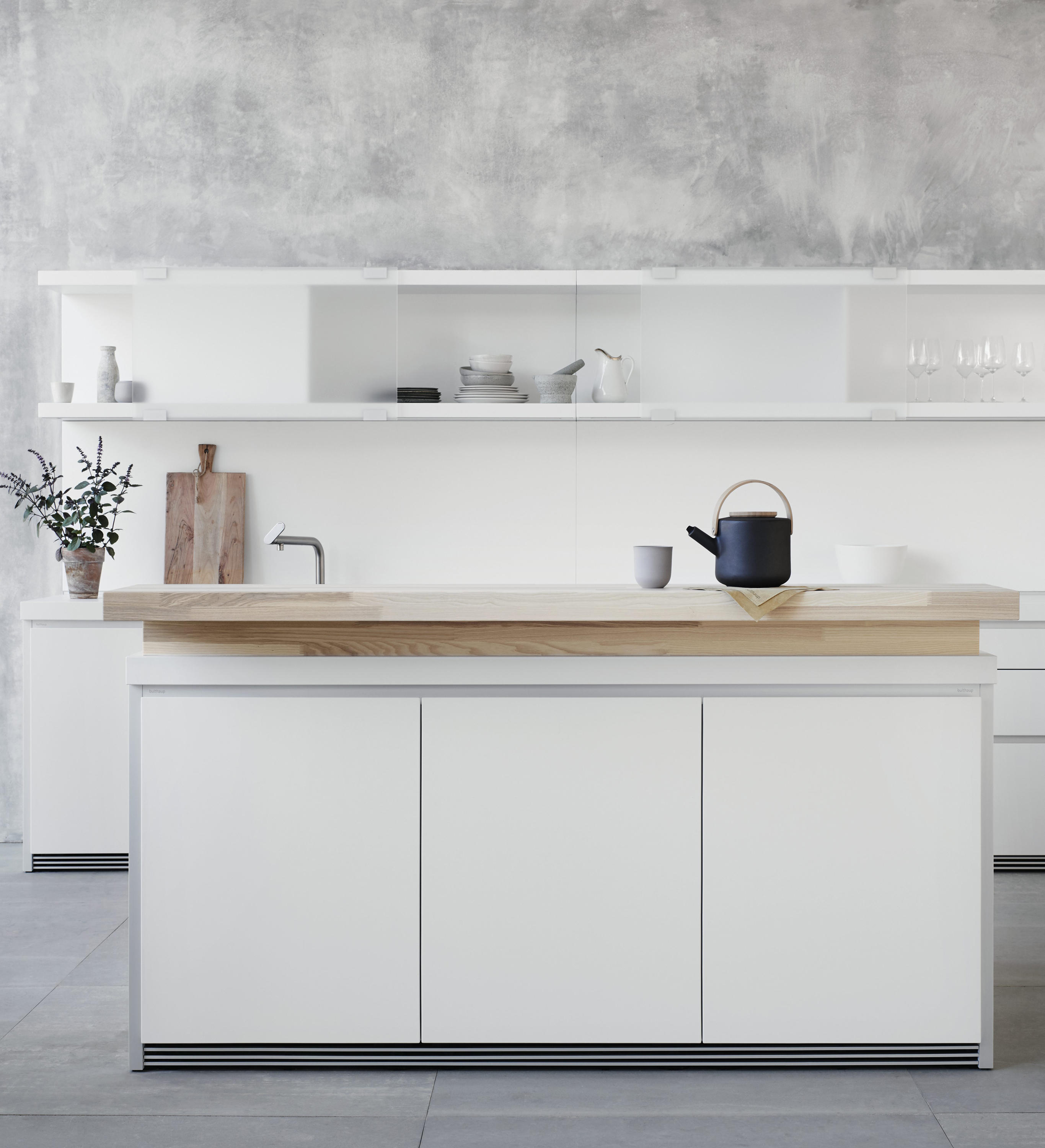 Bulthaup Küchen Schweiz B1 Fitted Kitchens From Bulthaup Architonic