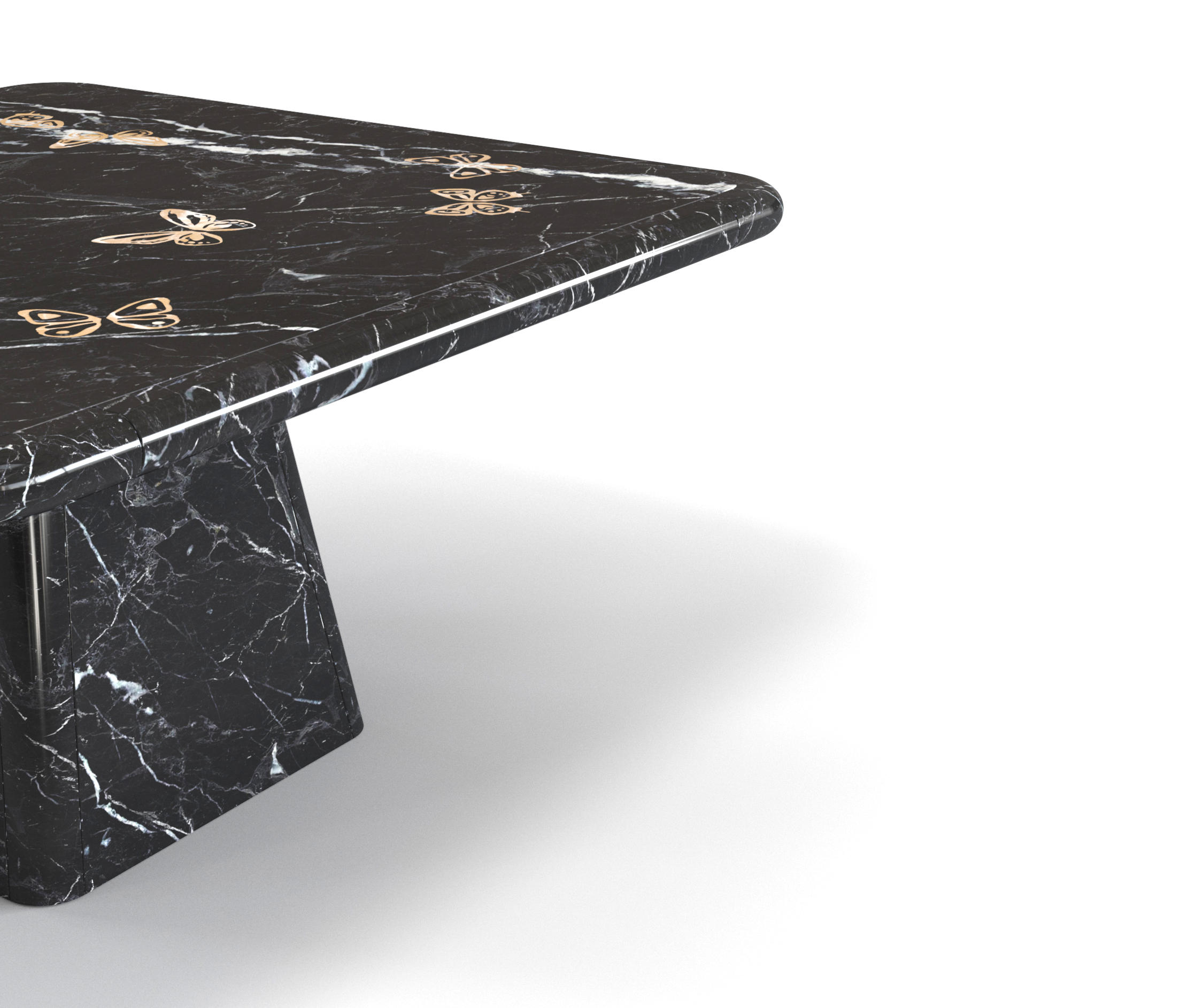 Miroir Table Miroir Des Papillons Dining Table Dining Tables From