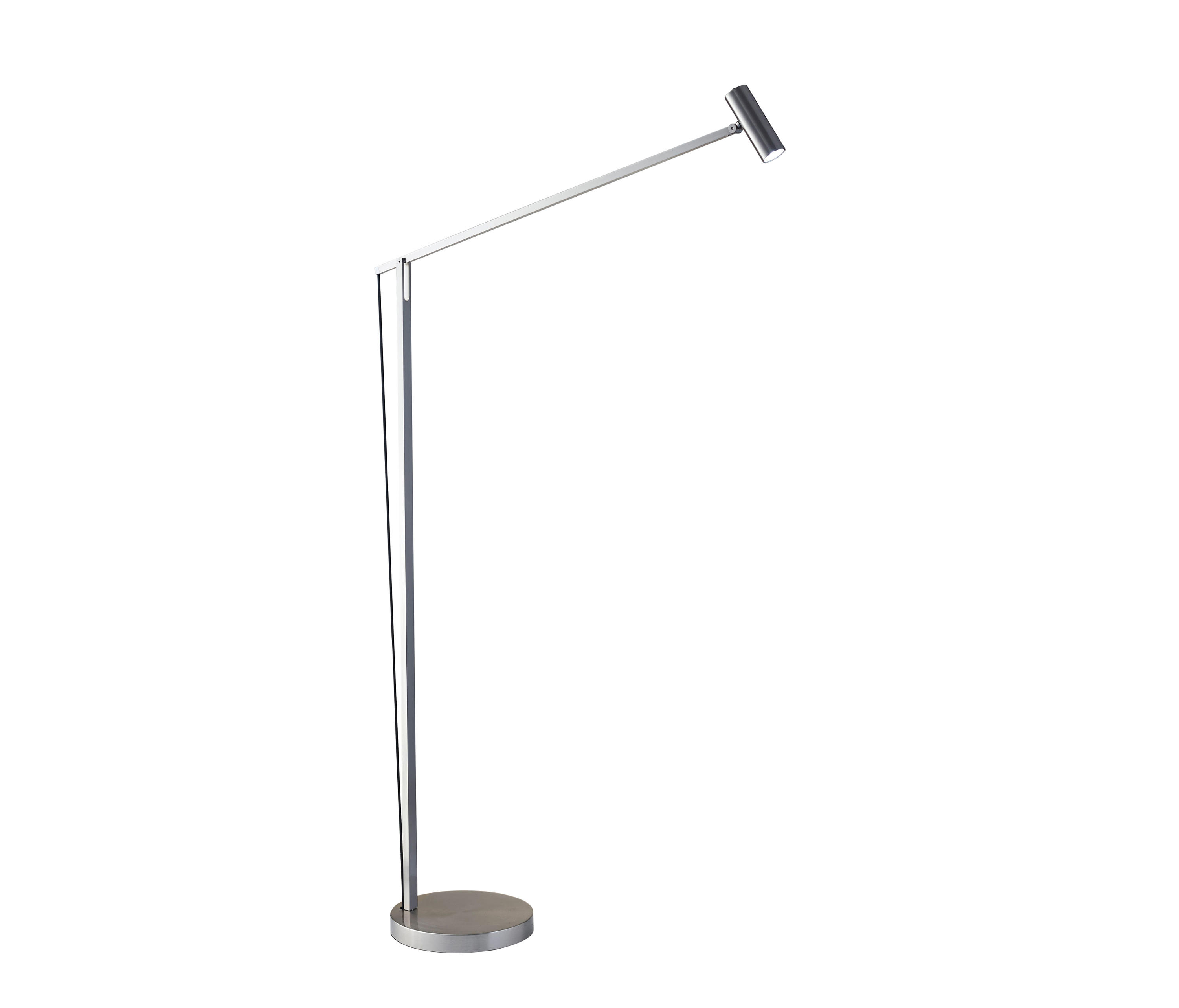 Led Floor Spotlights Crane Led Floor Lamp General Lighting From Ads360