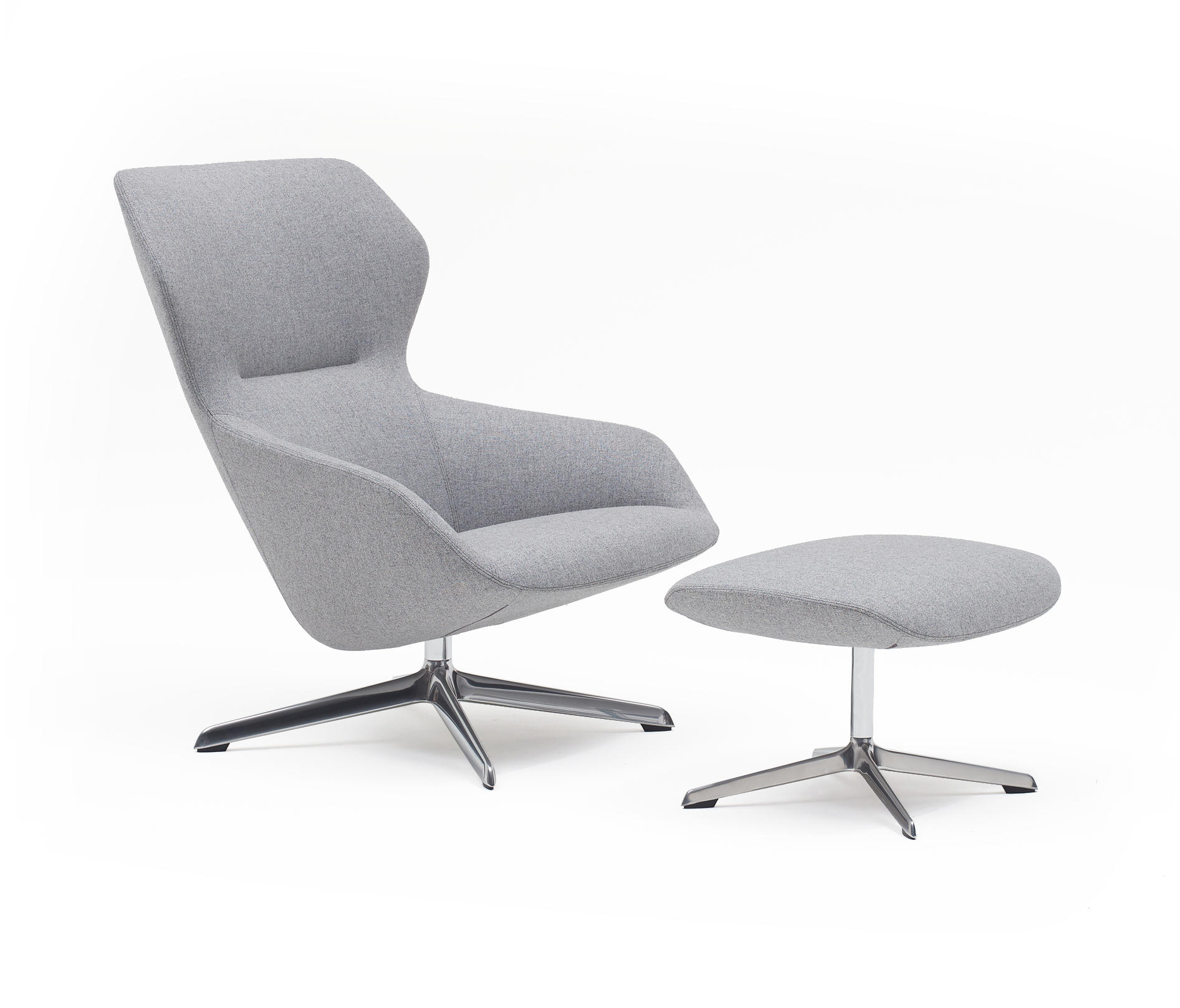 Lounge Sessel Ray Ray Lounge 9241 / 9247 - Sessel Von Brunner | Architonic