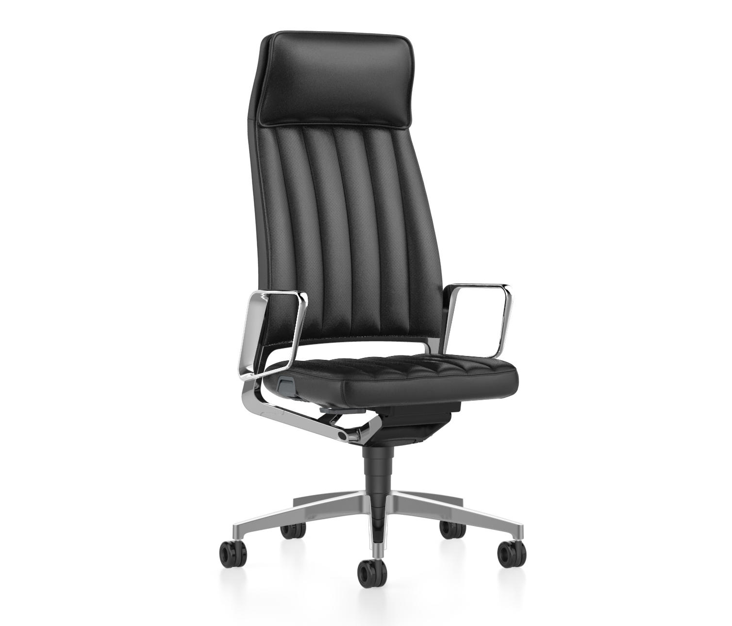 Kg Büromöbel Vintageis5 32v4 - Management Chairs From Interstuhl