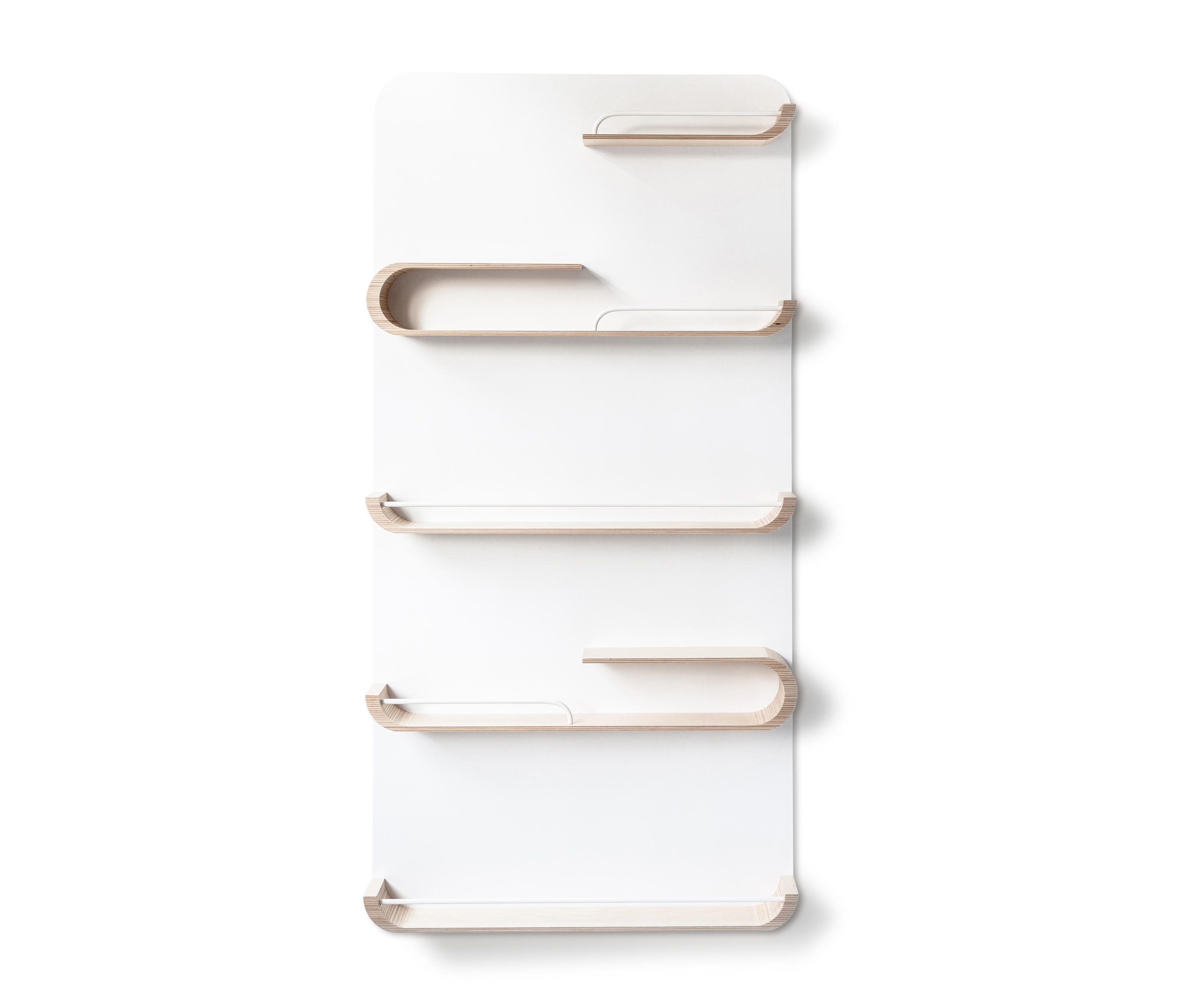 Metal Shelving Xl Shelf Natural White Metal Shelving From Rafa Kids Architonic
