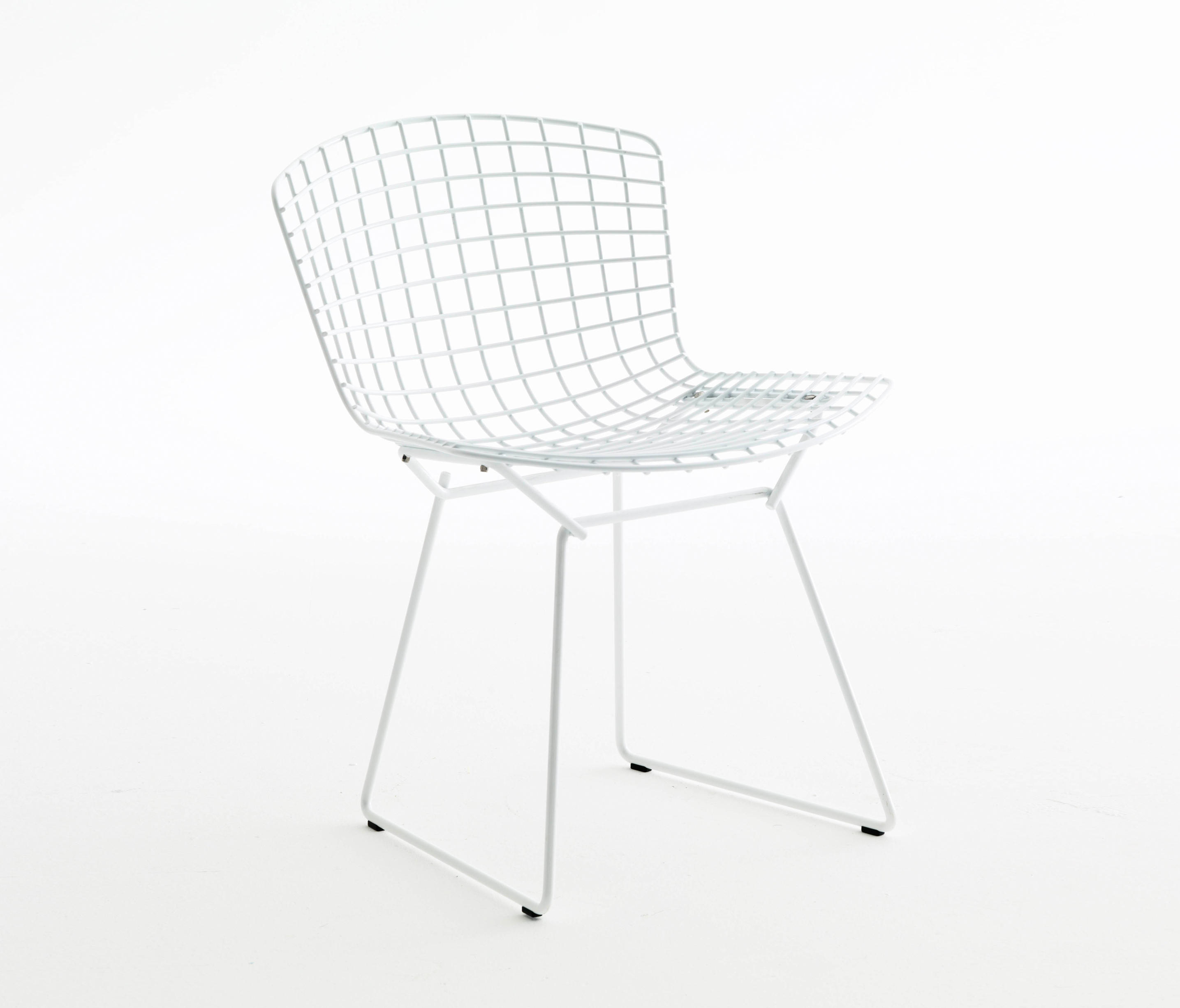Sedia Diamond Knoll Bertoia Side Chair Chairs From Knoll International Architonic