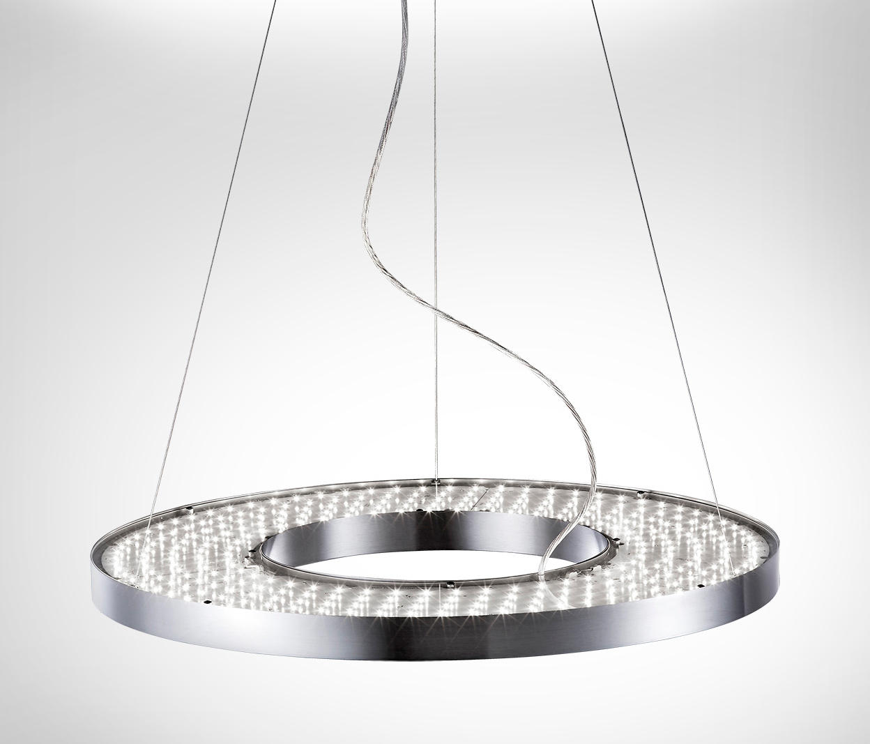 Luminaire Lighting Vivaa Ring Suspended Luminaire Suspended Lights From H Waldmann