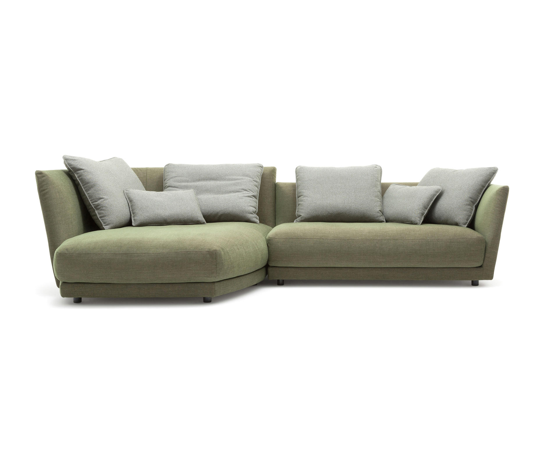 Rolf Benz Eckcouch Rolf Benz Tondo Sofas From Rolf Benz Architonic