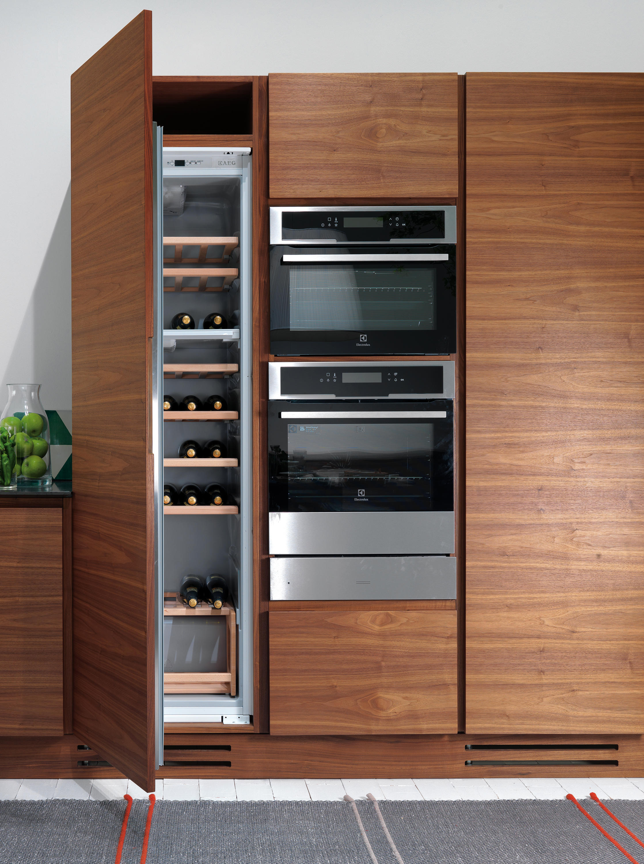 Organizer Cucina La Cucina Tall Storage Cabinets Kitchen Organization