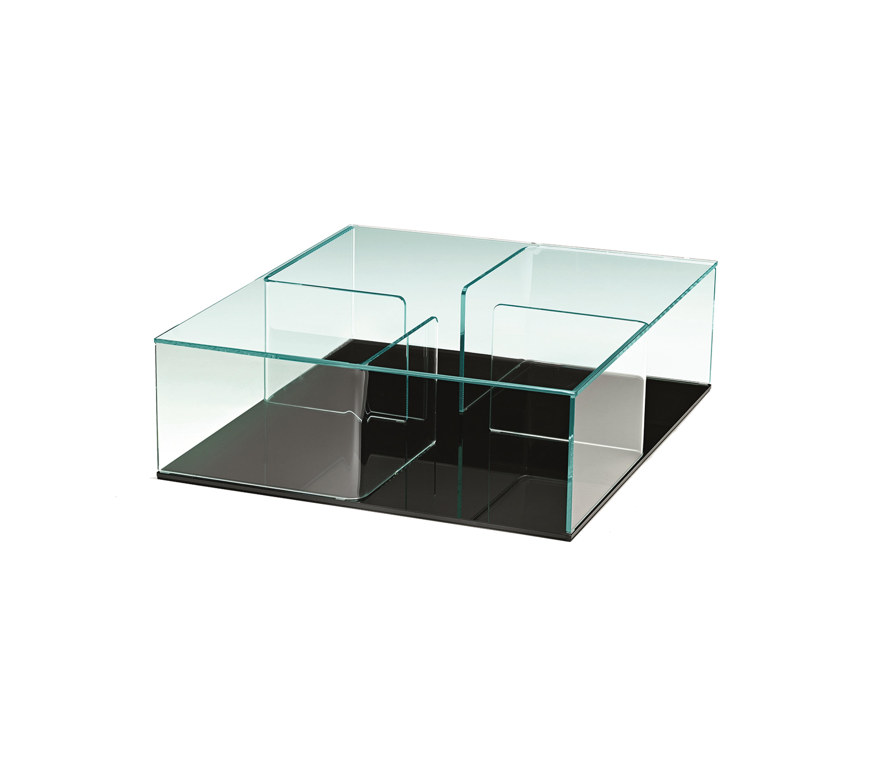 Cassina Couchtisch Quadra Coffee Tables From Fiam Italia Architonic
