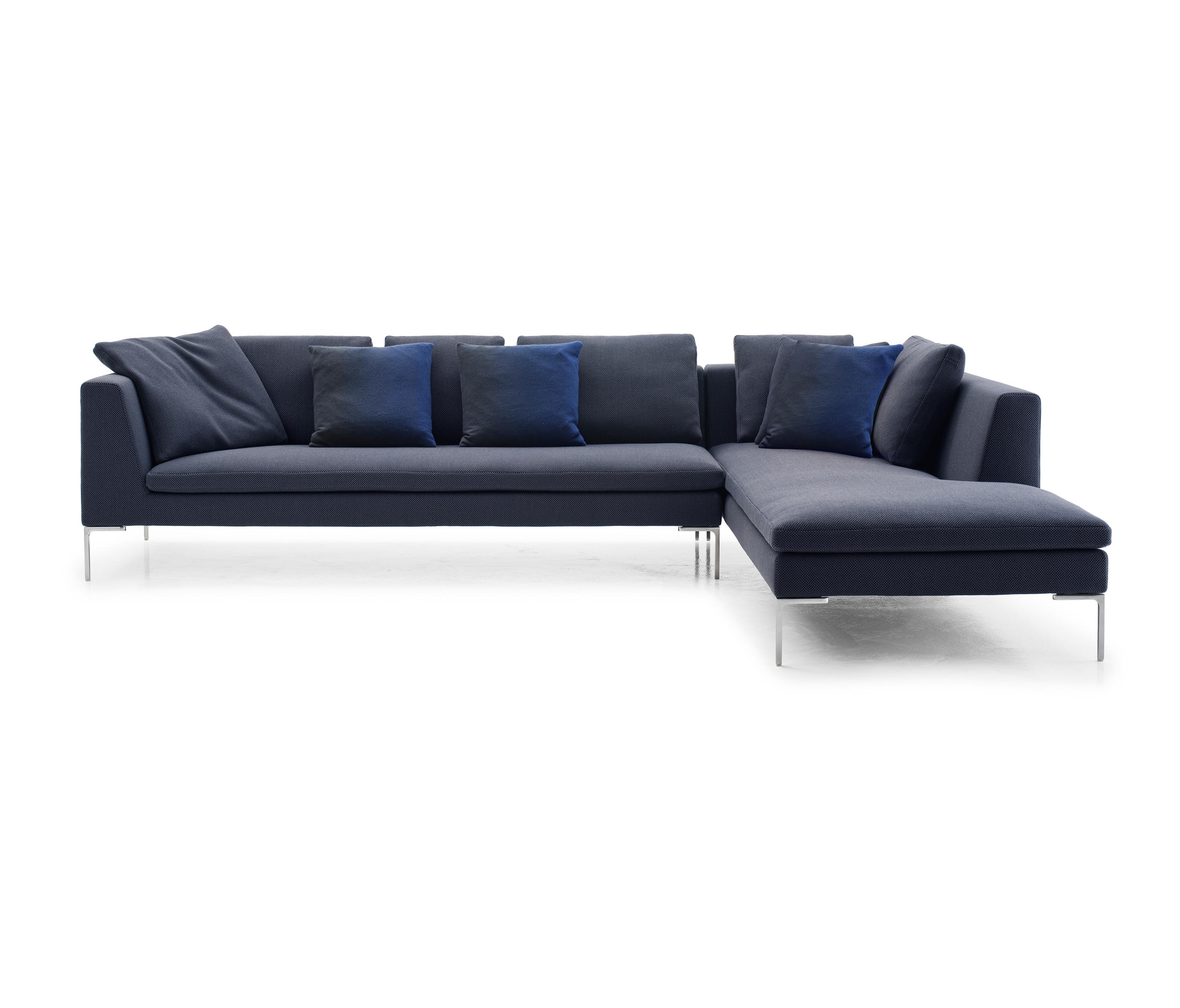 Antonio Citterio City Sofa Charles Sofas From B B Italia Architonic