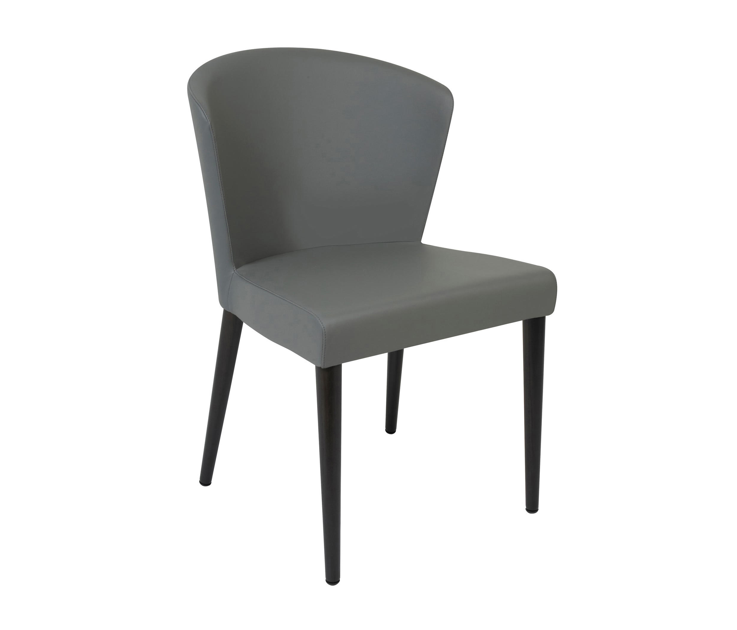 Fabricant Fenetre Gray Verona Chair Grey With Wenge Legs Chaises De Oggetti