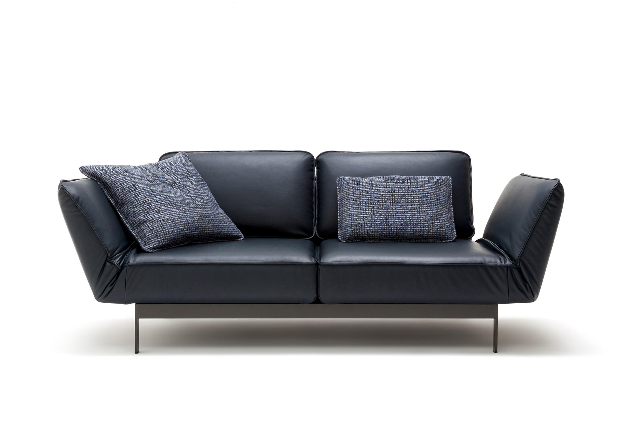 Rolf Benz Sofa 380 Plura Rolf Benz 386 Mera Sofas From Rolf Benz Architonic