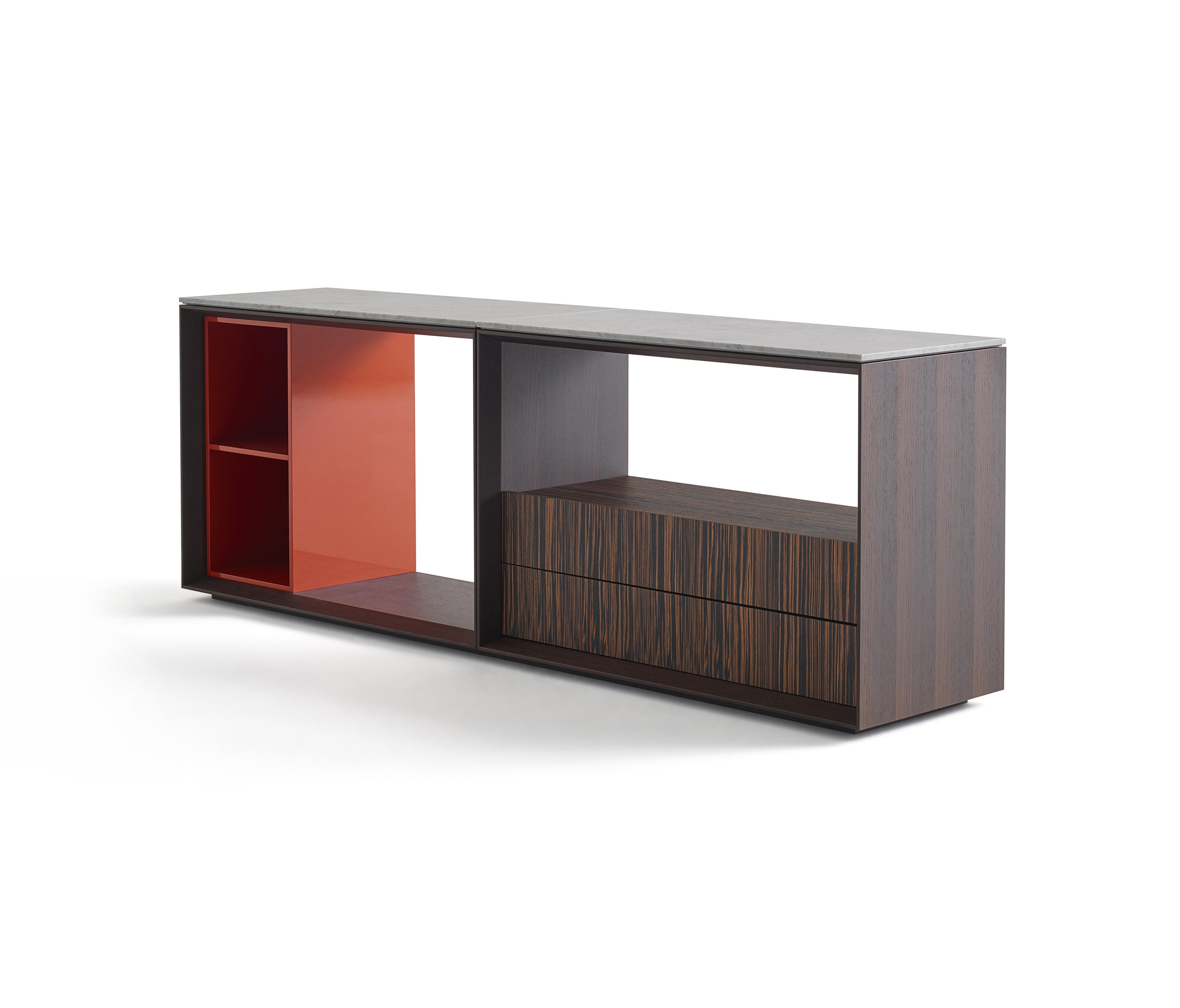 Piero Lissoni Sofa Price Matrioska Credenza - Sideboards From Knoll International