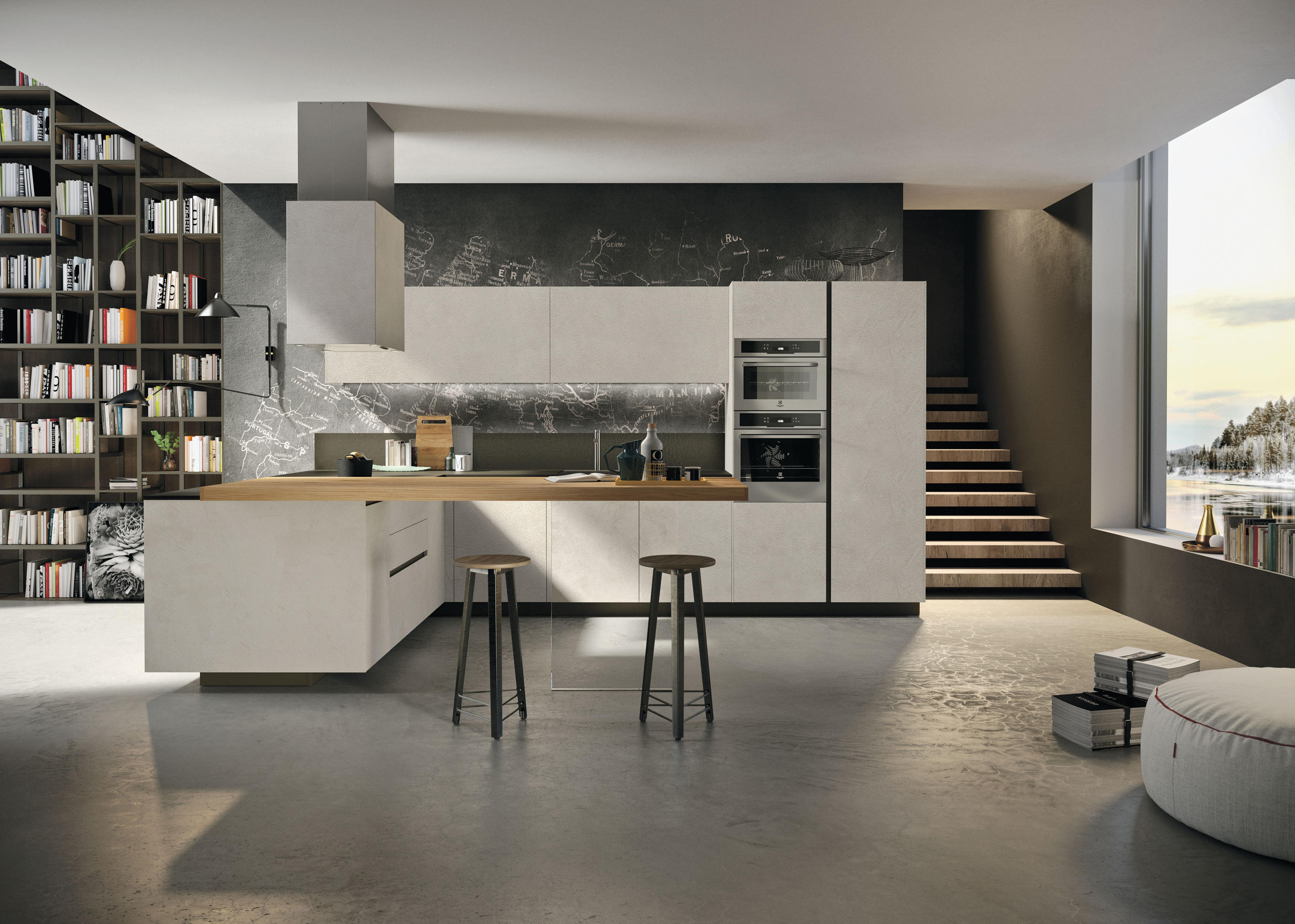 Bora System Ikea Küche Way Fitted Kitchens From Snaidero Architonic
