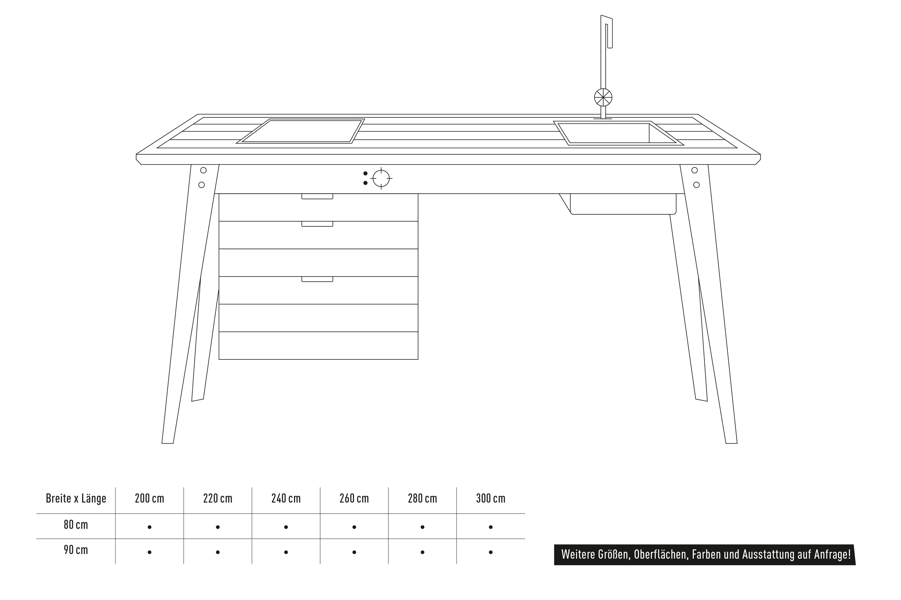 6grad Outdoor Kitchen Architonic