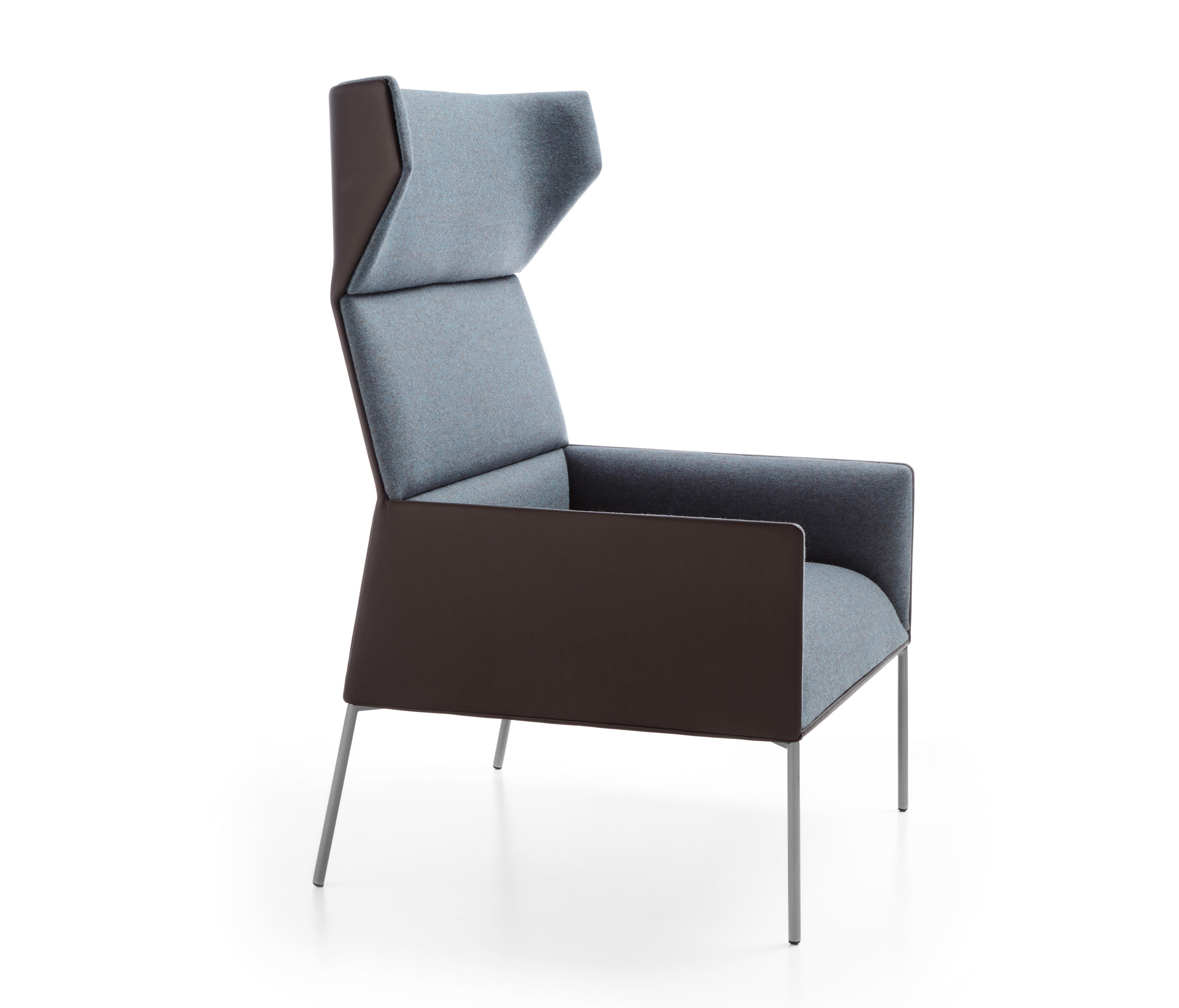Air Sessel Chic Air A11h Grey Sessel Von Profim Architonic
