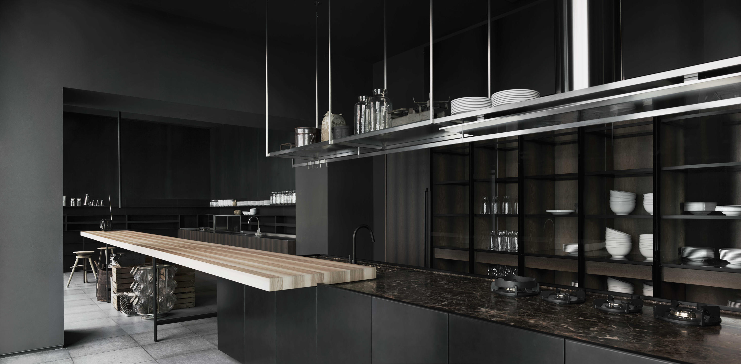 Boffi Cocinas K21 Fitted Kitchens From Boffi Architonic