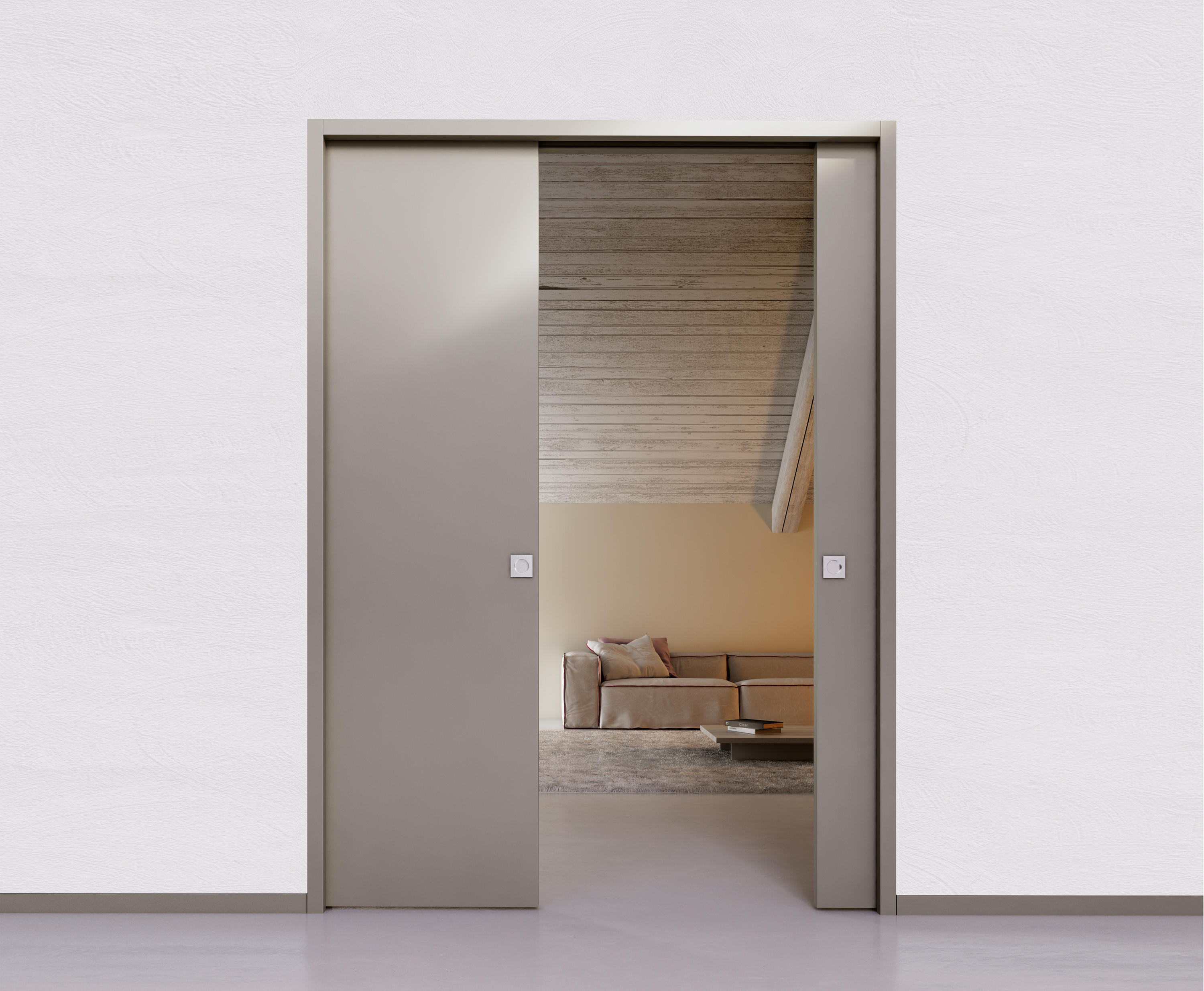 Double Sliding Doors