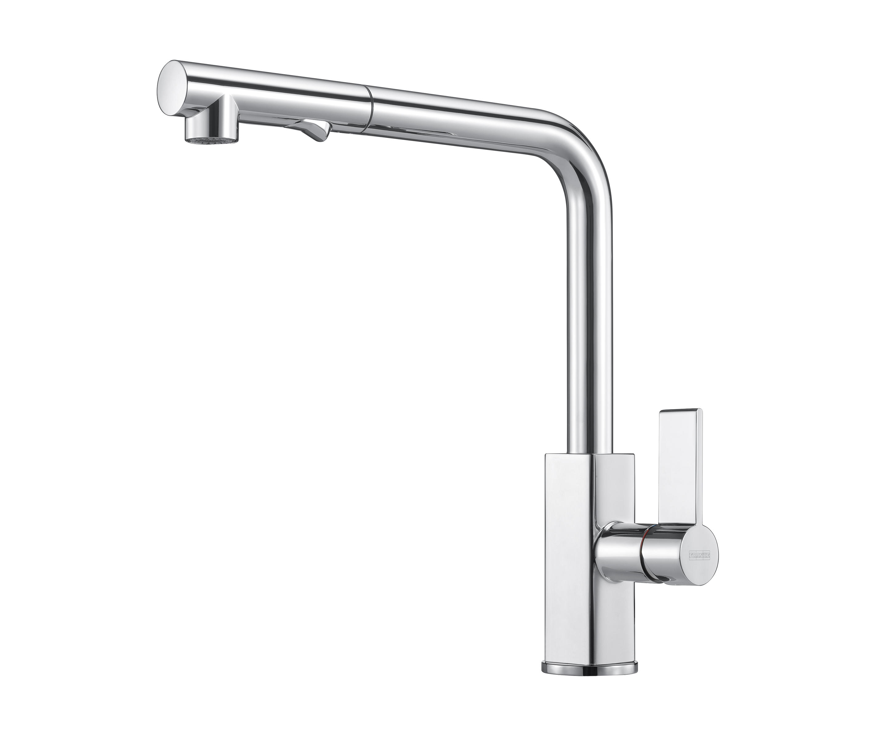 Franke Küchenarmaturen Maris Tap Pull Out L Version Chrome Küchenarmaturen Von Franke