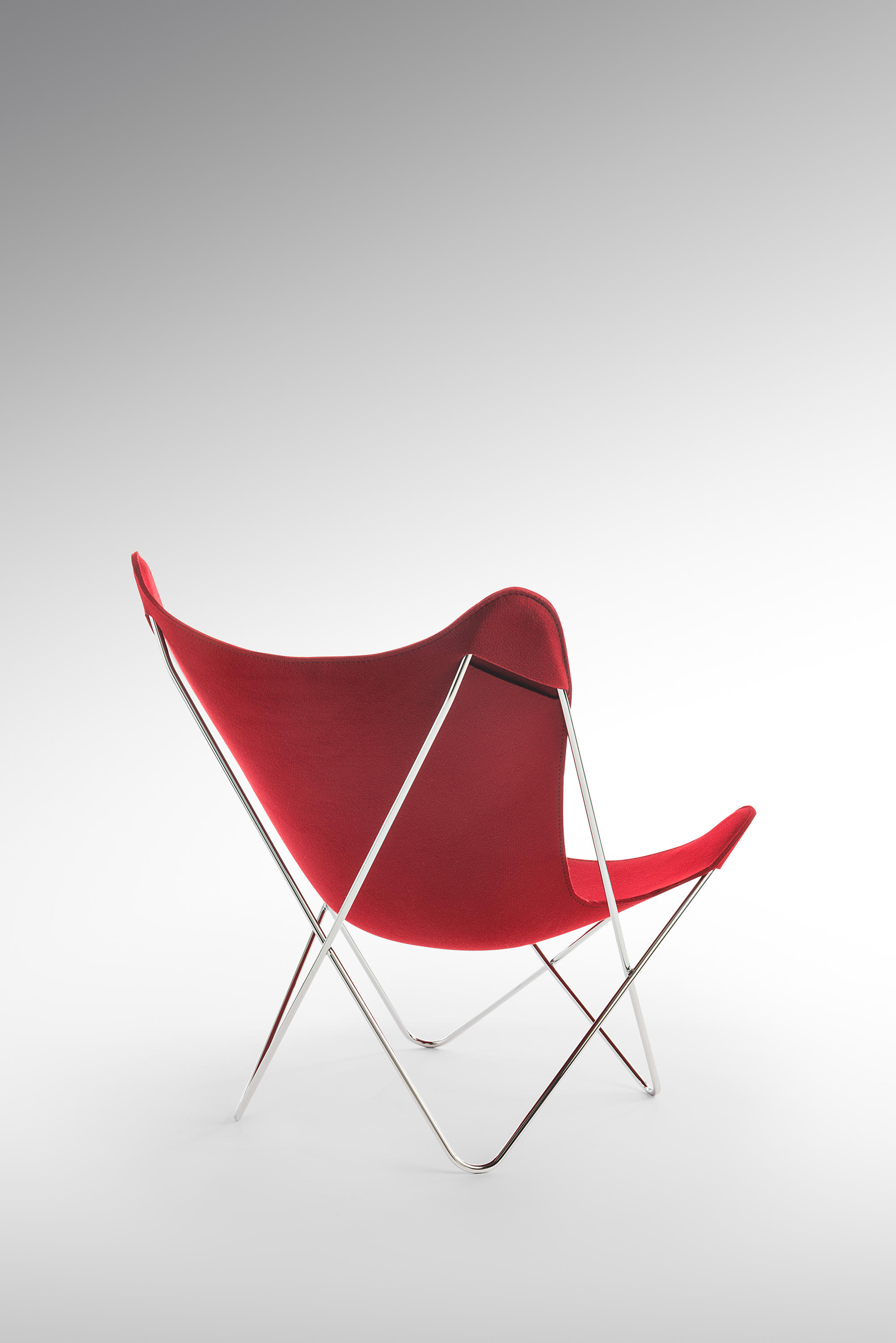 Butterfly Chair Leder Butterfly Chair Sessel Von Knoll International Architonic