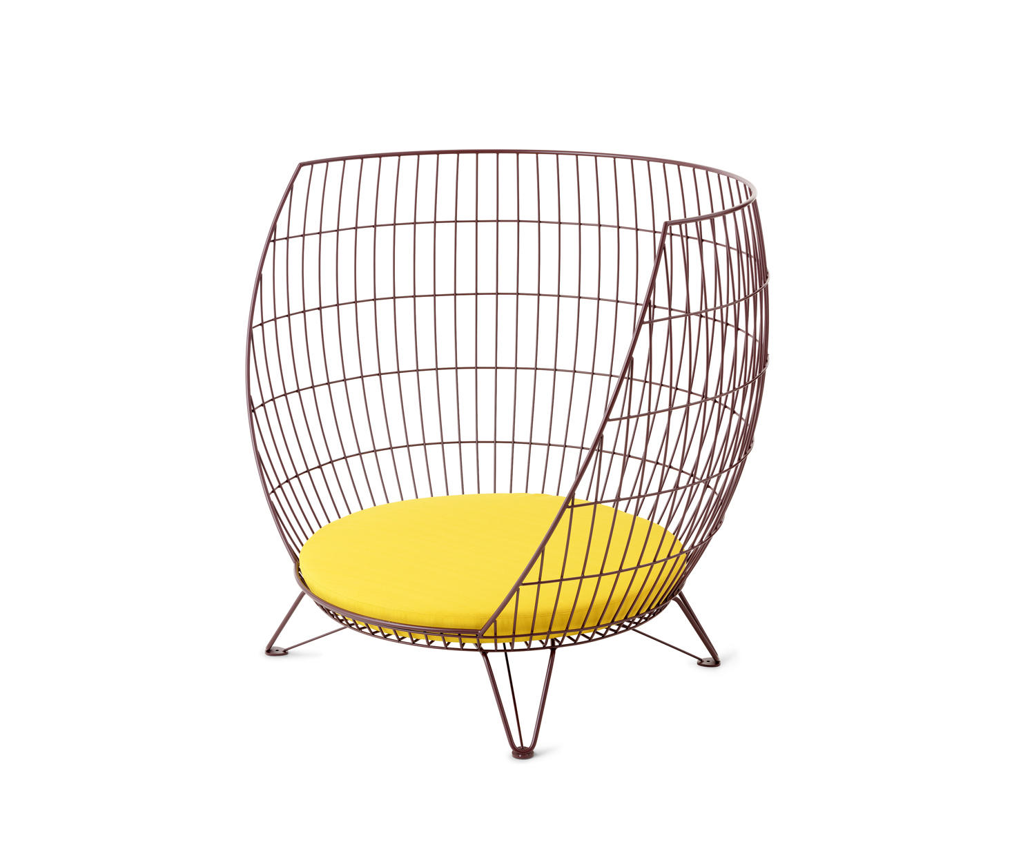 Sessel Nola Basket Armchair Big Sessel Von Nola Architonic