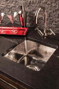 STAINLESS STEEL BAR SINK - Kitchen sinks from Stone Forest ...