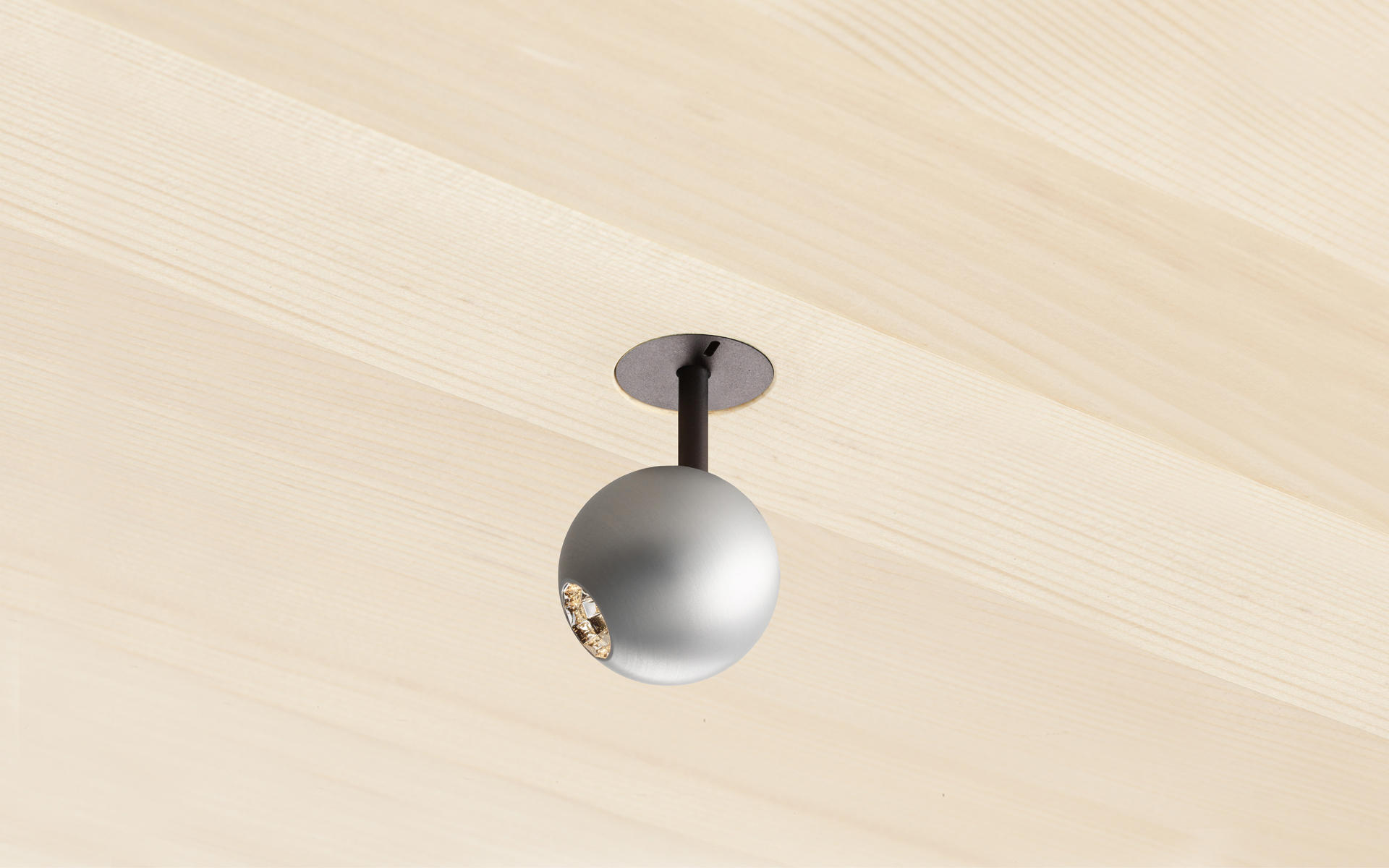 Strohhaus Kosten Wood Capsule 28 Recessed Ceiling Lights From Georg Bechter Licht