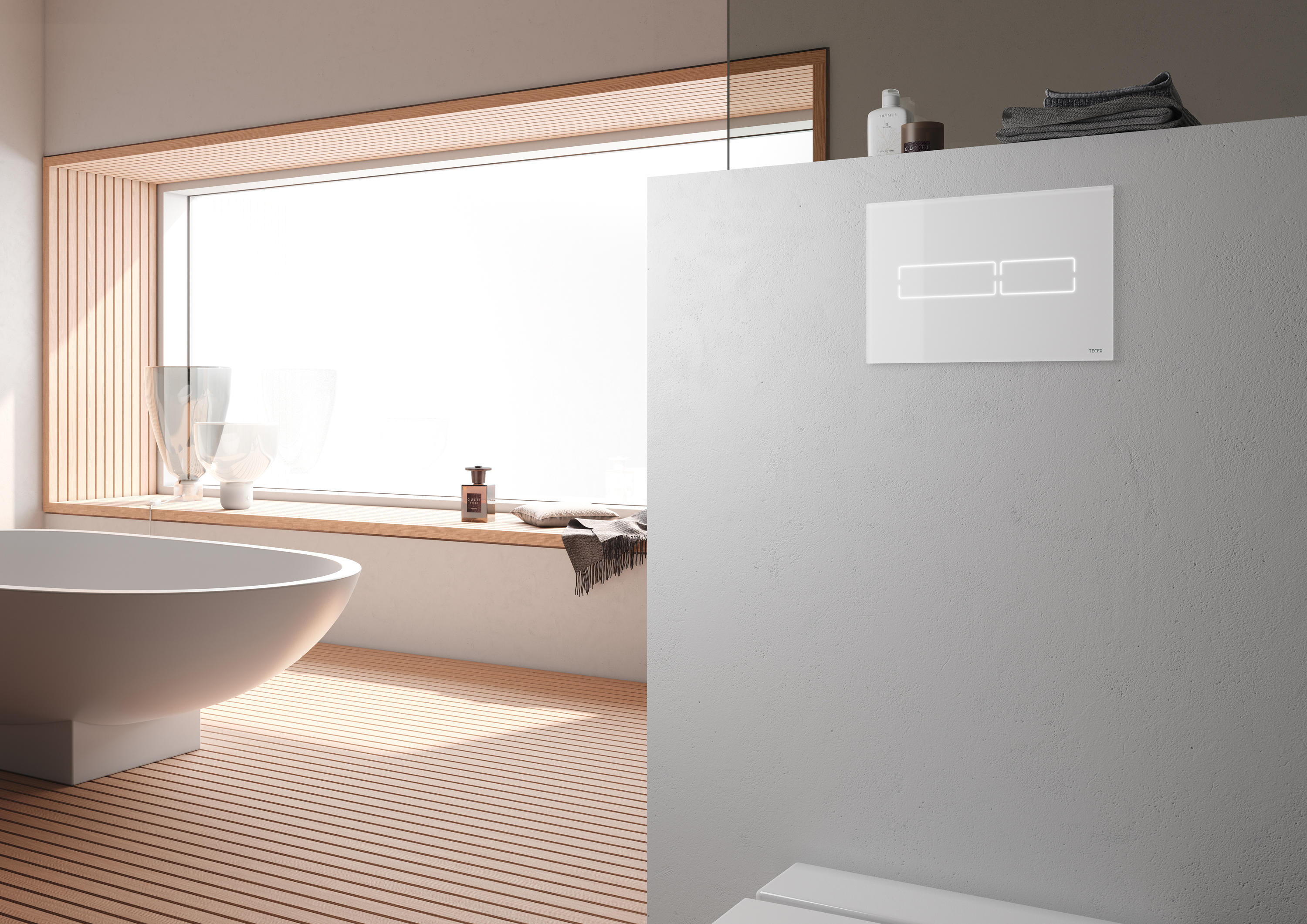 Tece Wc Teceloop Flushes From Tece Architonic