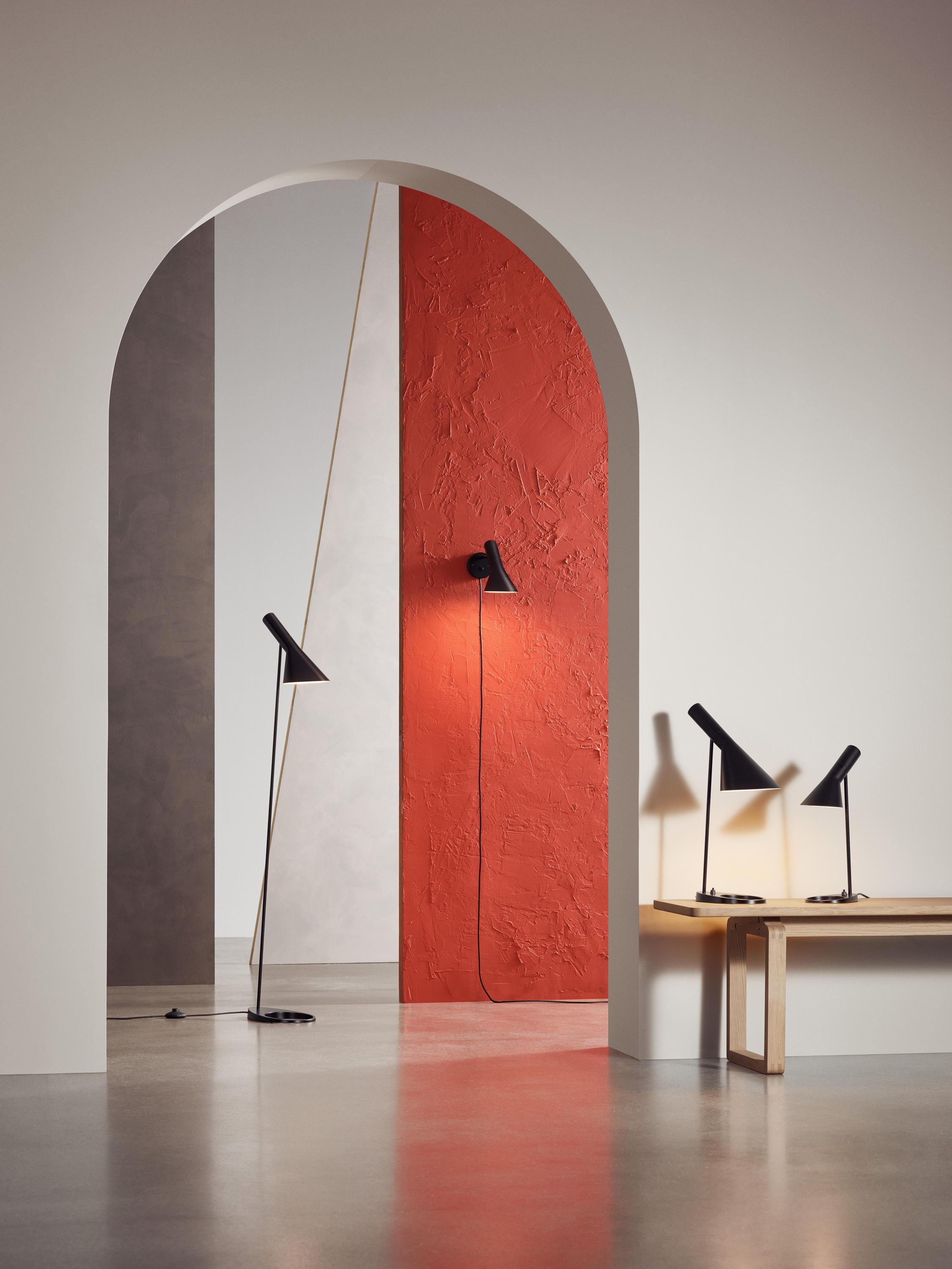 Aj 50 Wall Outdoor Wall Lights From Louis Poulsen Architonic