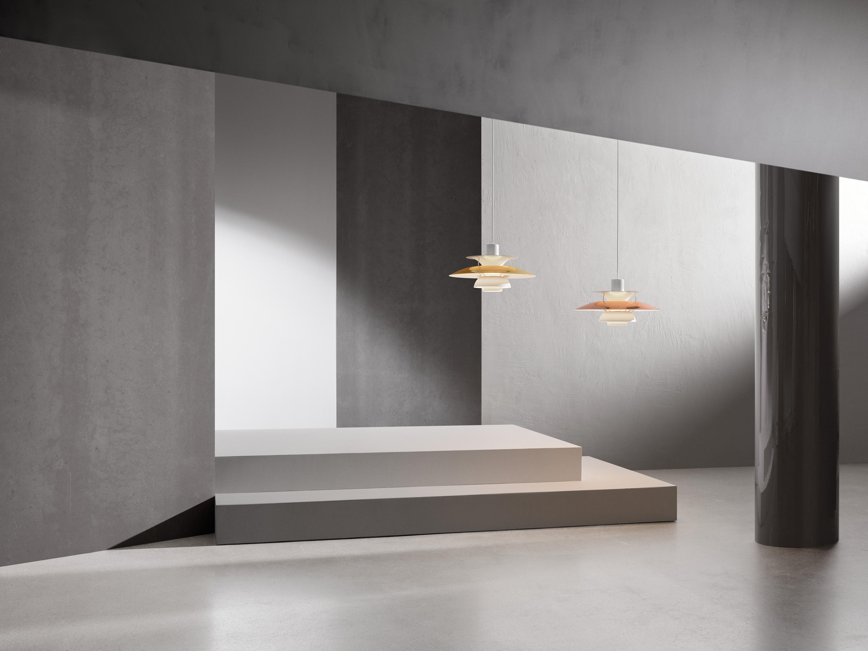 Ph 5 Ph 5 Suspended Lights From Louis Poulsen Architonic