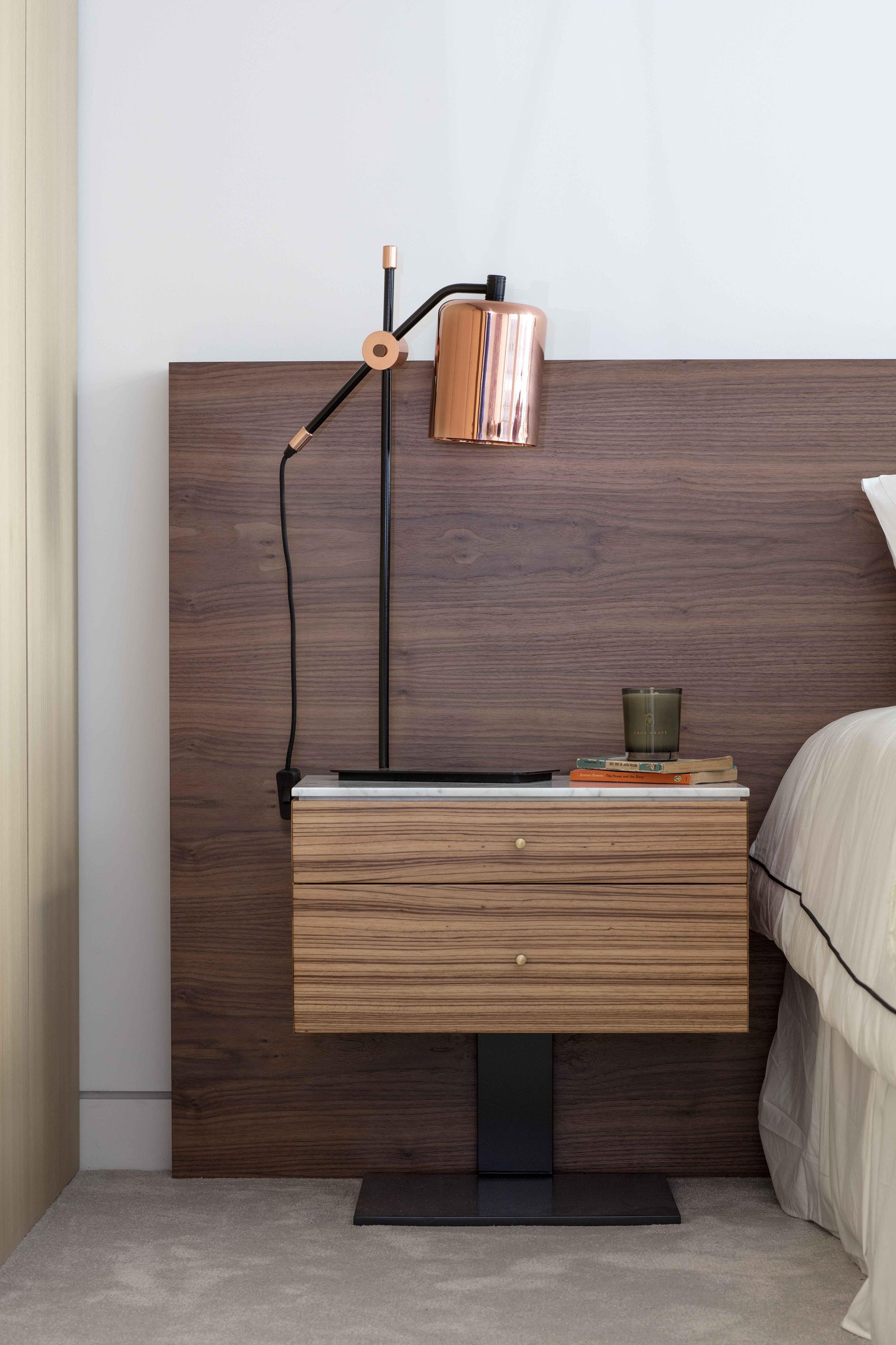 Meuble Tv Chloe Design Fiennes Bedside Table Sideboards From Ivar London Architonic