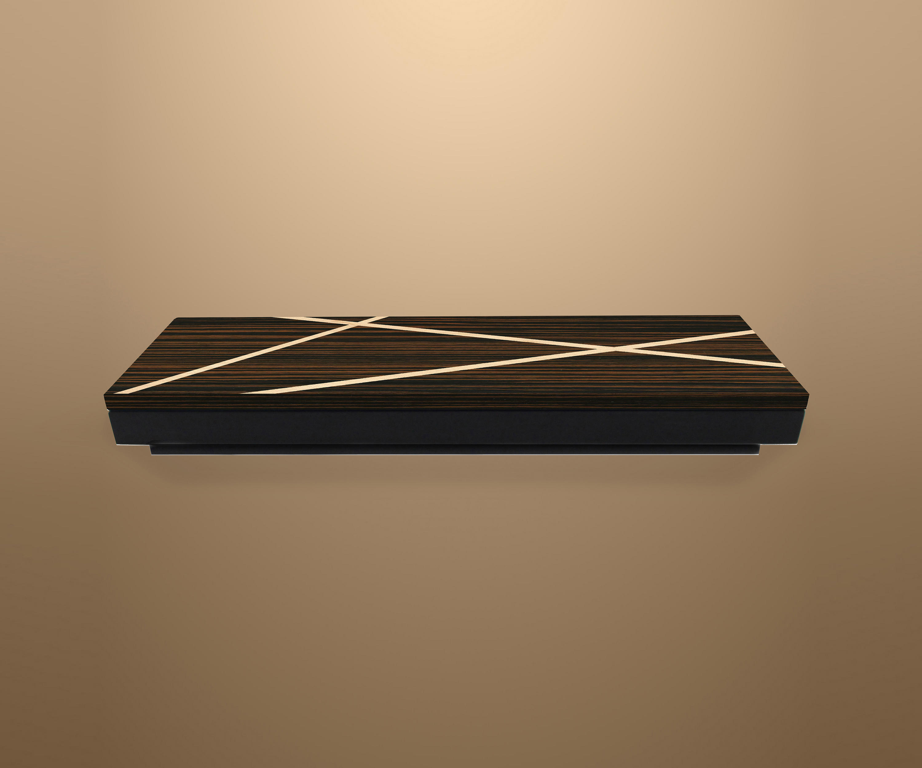 Mapple Meubles Anglais Wood Lines Accessory Box Ebony Makassar Storage Boxes From Ivar