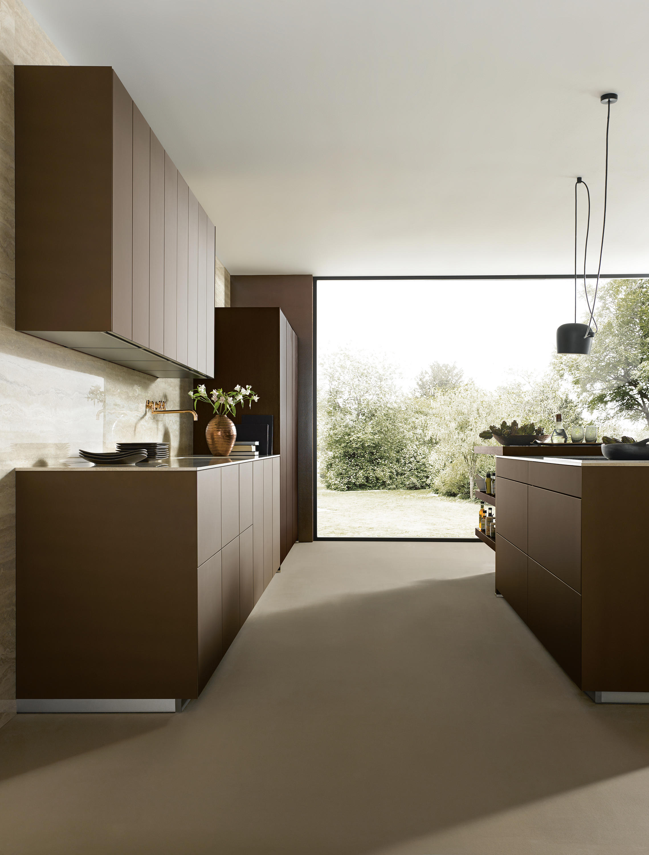 Nx 902 Glas Matt Bronze Metallic Architonic