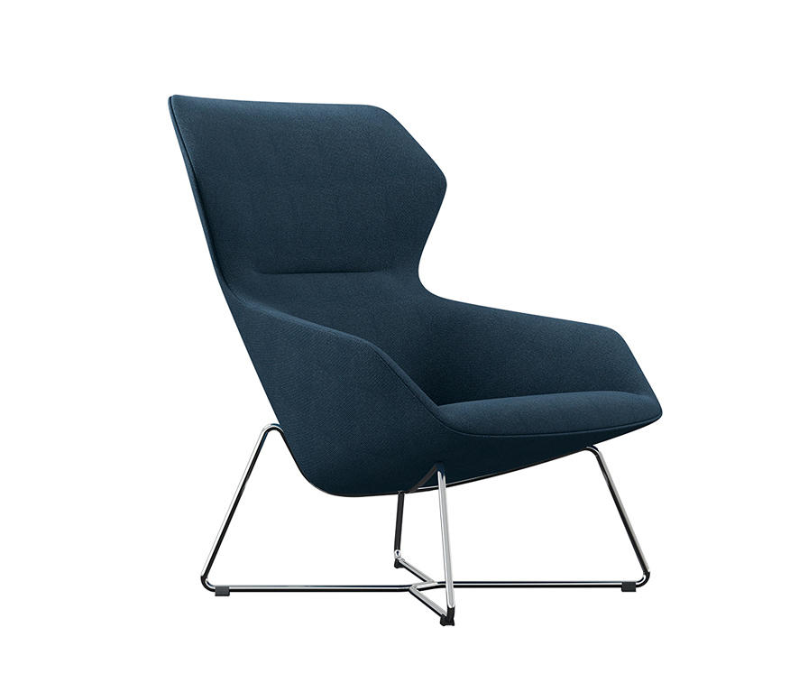 Lounge Sessel Ray Ray Lounge - Sessel Von Brunner | Architonic