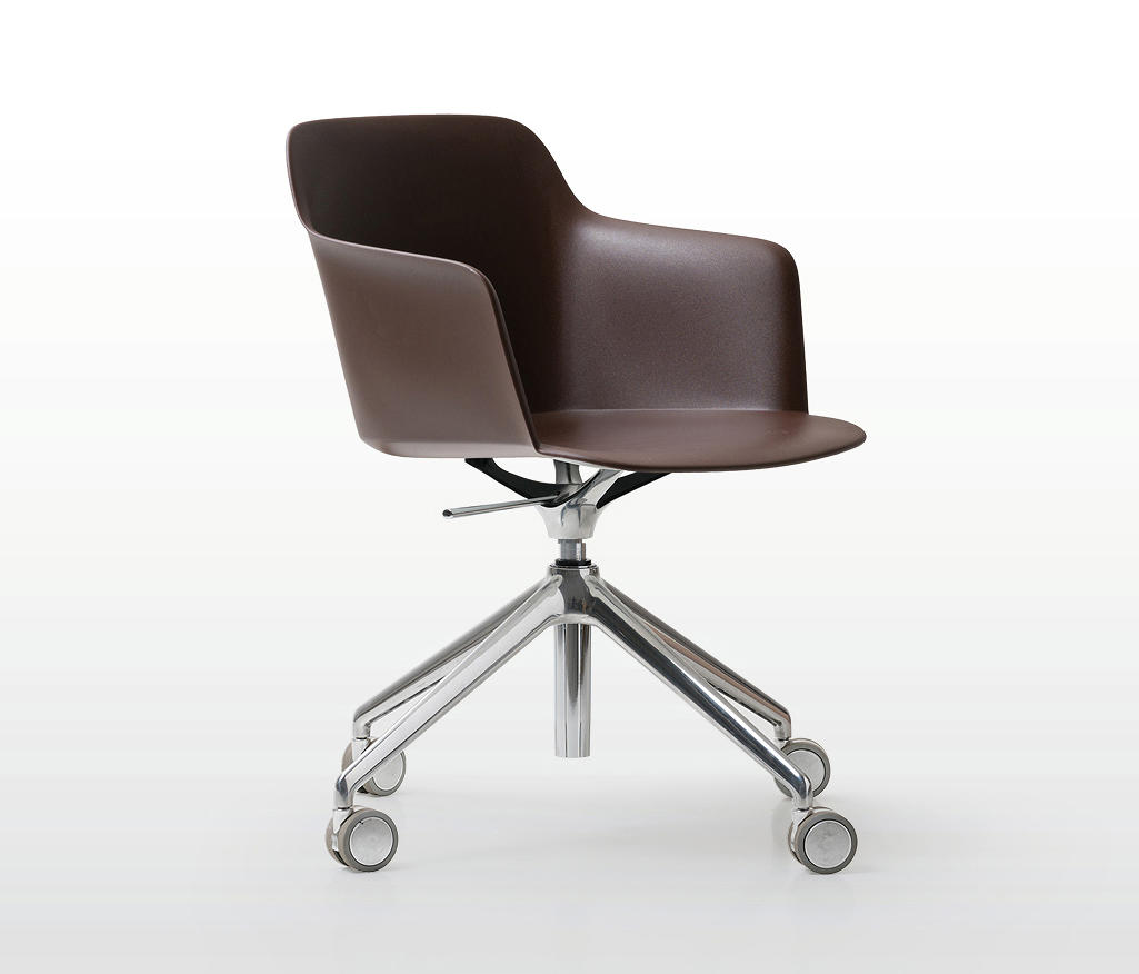 Quinti Sedute New York Deep Plastic Office Chairs From Quinti Sedute Architonic