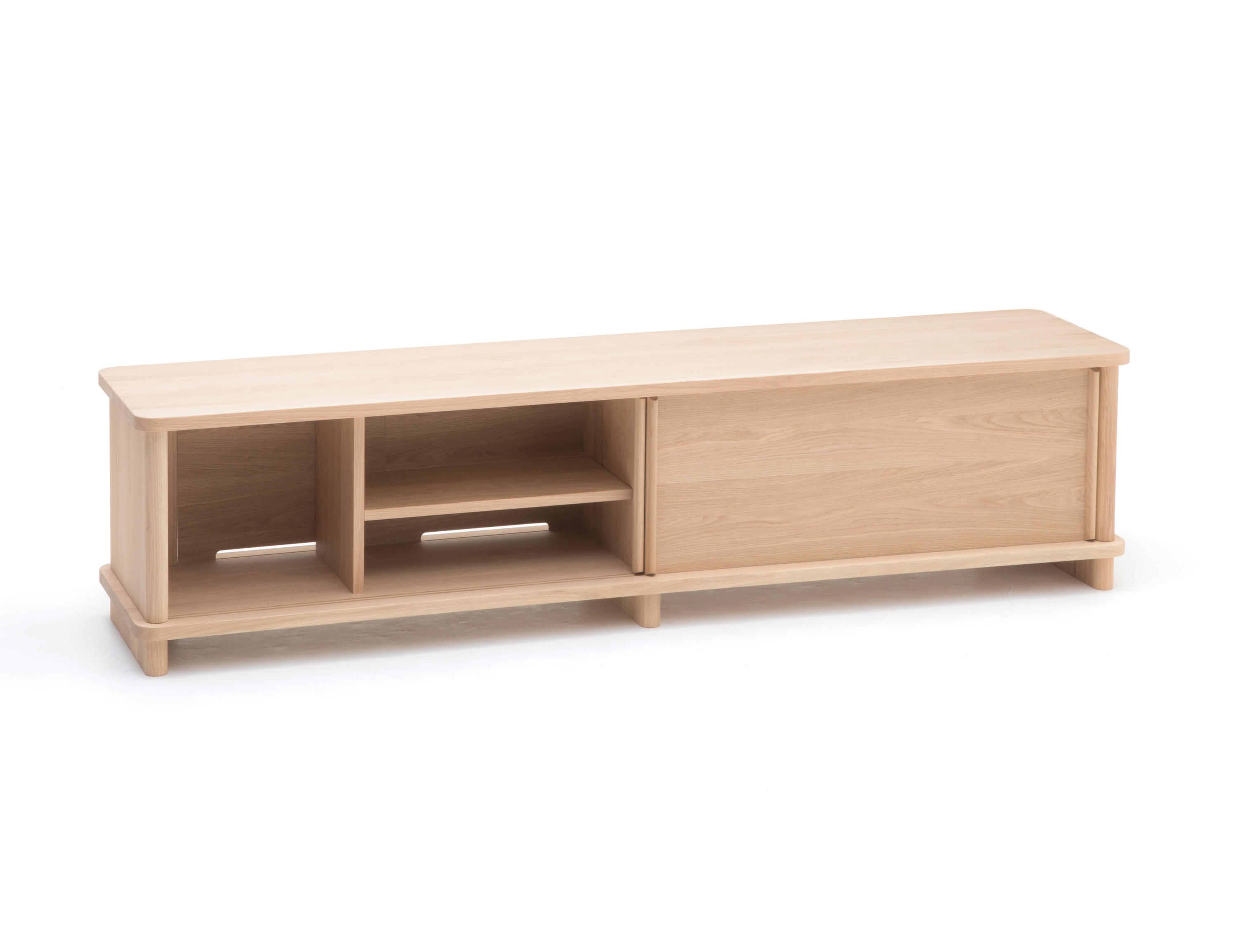 Tv Board Beige Prop Tv Board 200 Sideboards From Karimoku New Standard Architonic