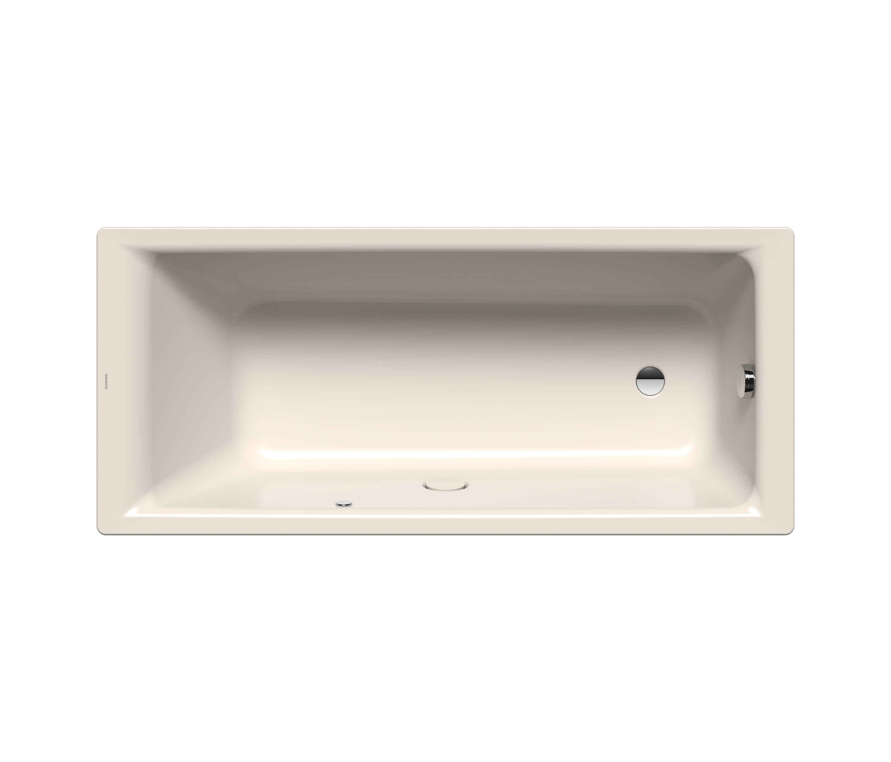 Puro Pergamon Bathtubs From Kaldewei Architonic