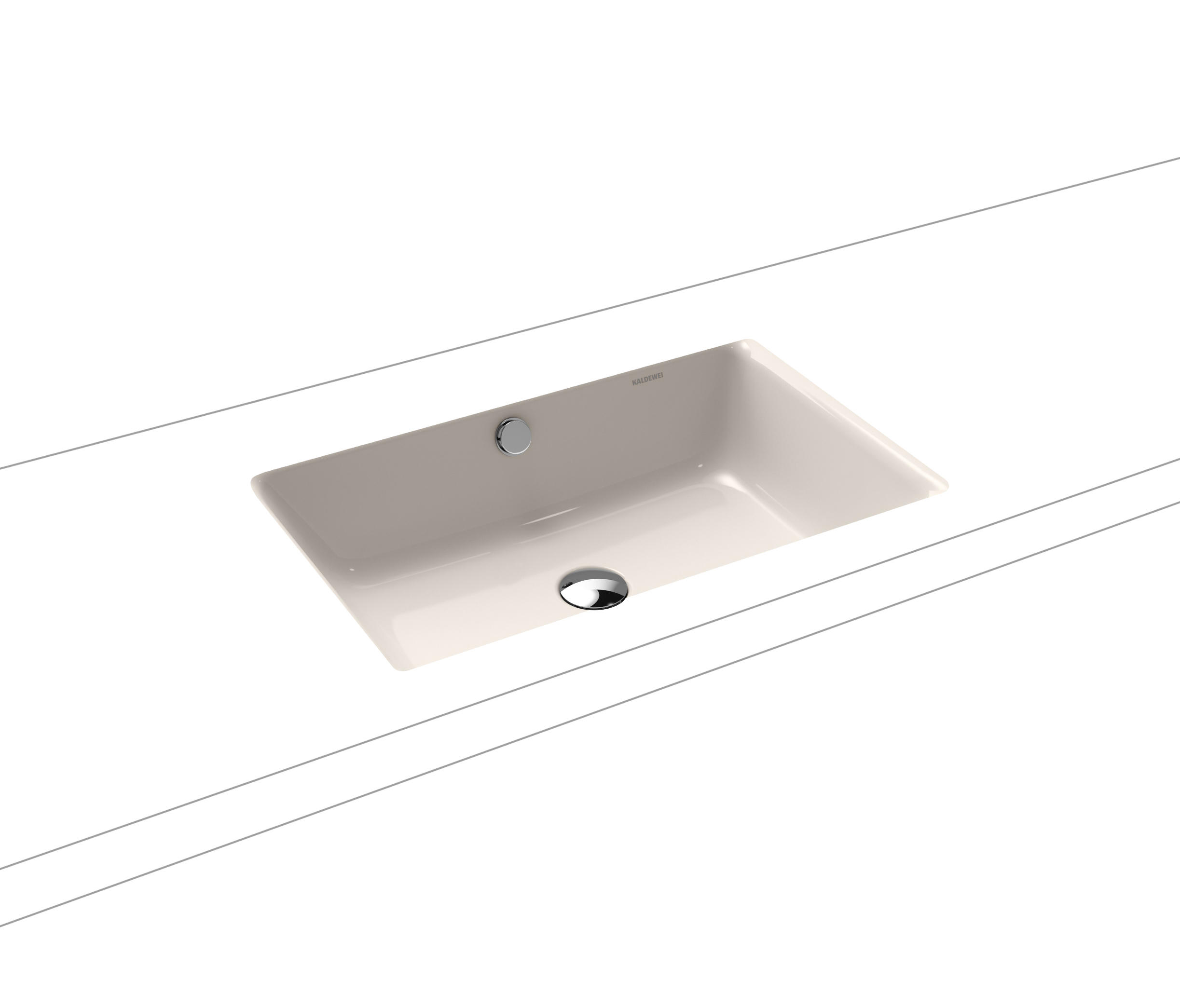 Puro Undercounter Washbasin Pergamon Architonic